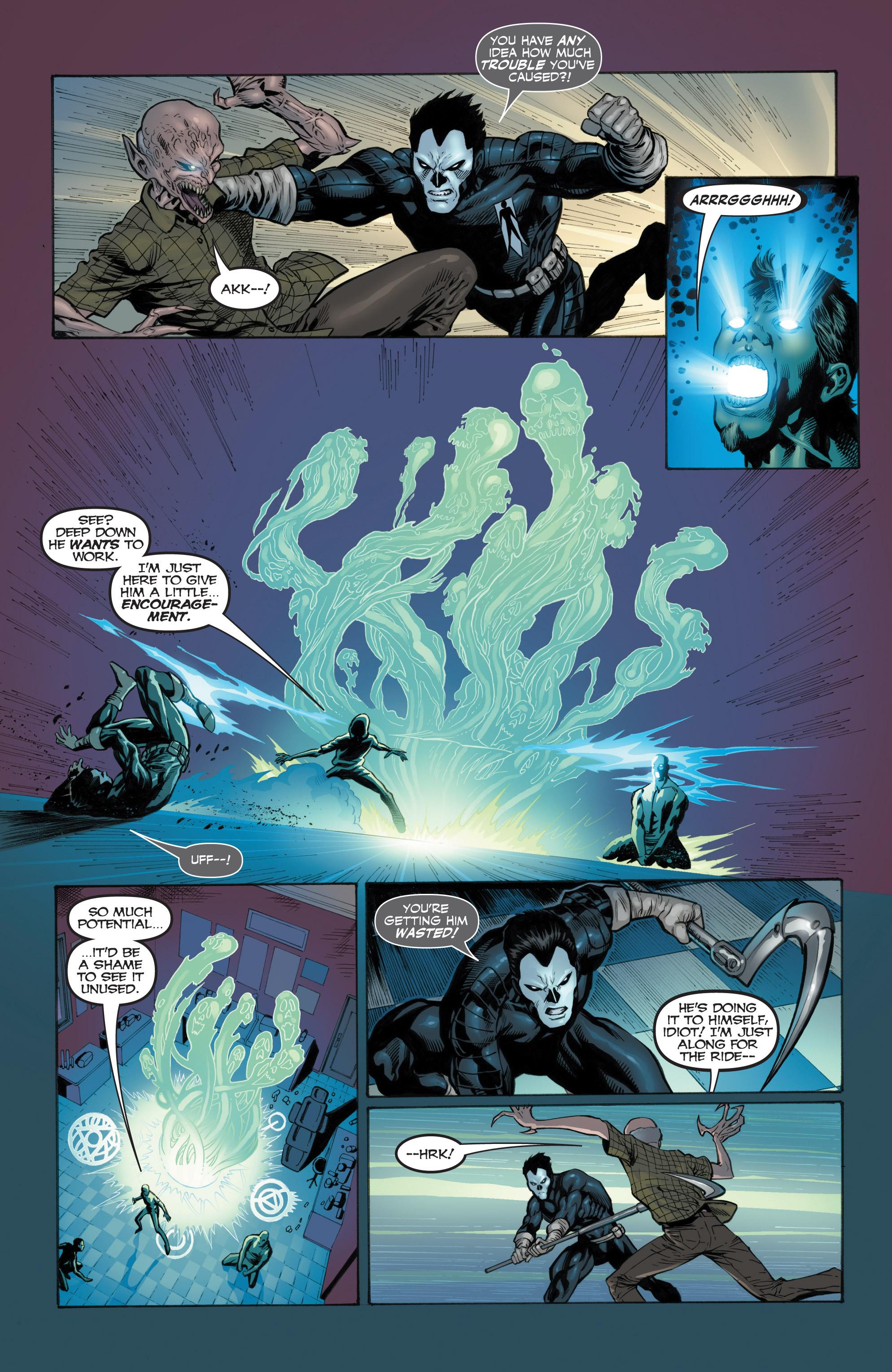Read online Shadowman (2012) comic -  Issue #12 - 25