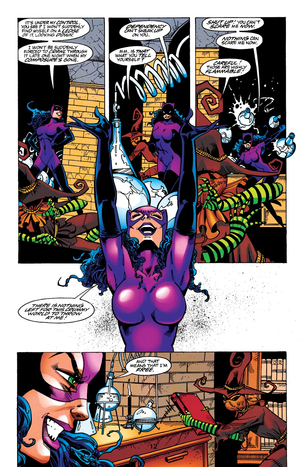 Catwoman (1993) Issue #60 #65 - English 13