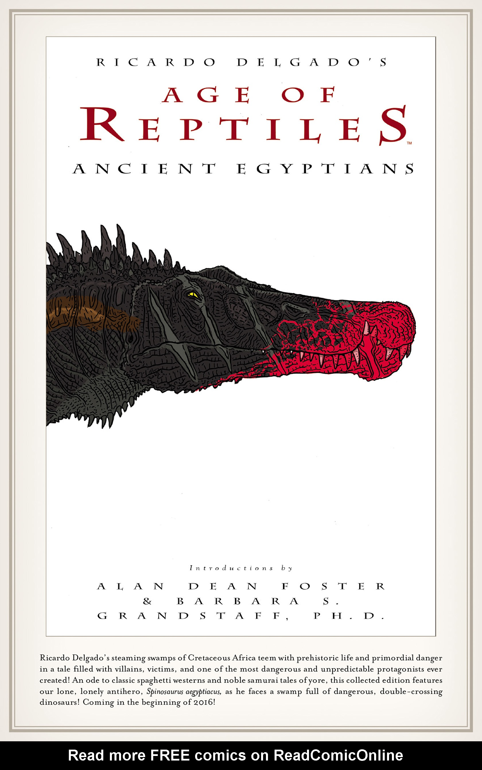 Read online Age of Reptiles: Ancient Egyptians comic -  Issue #4 - 27