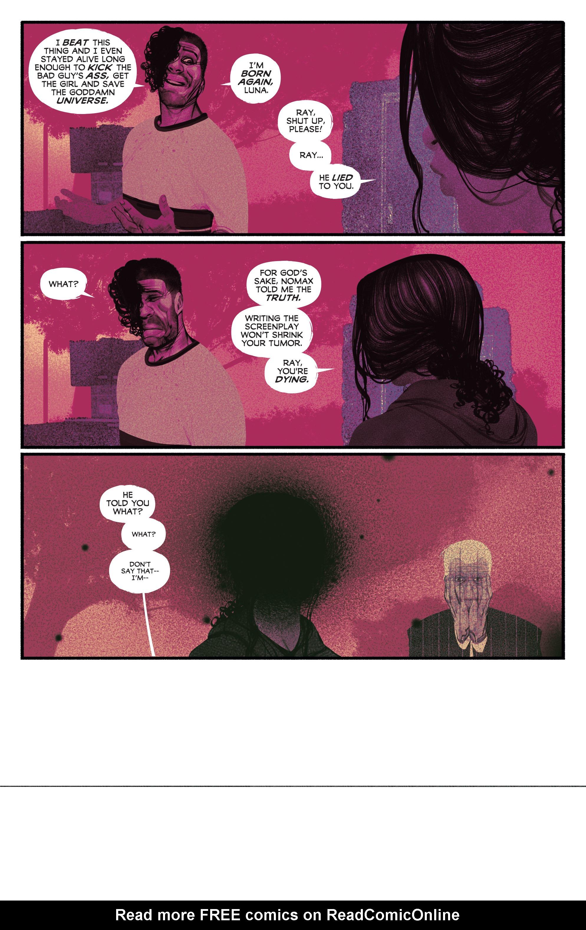 Read online Annihilator comic -  Issue #6 - 35