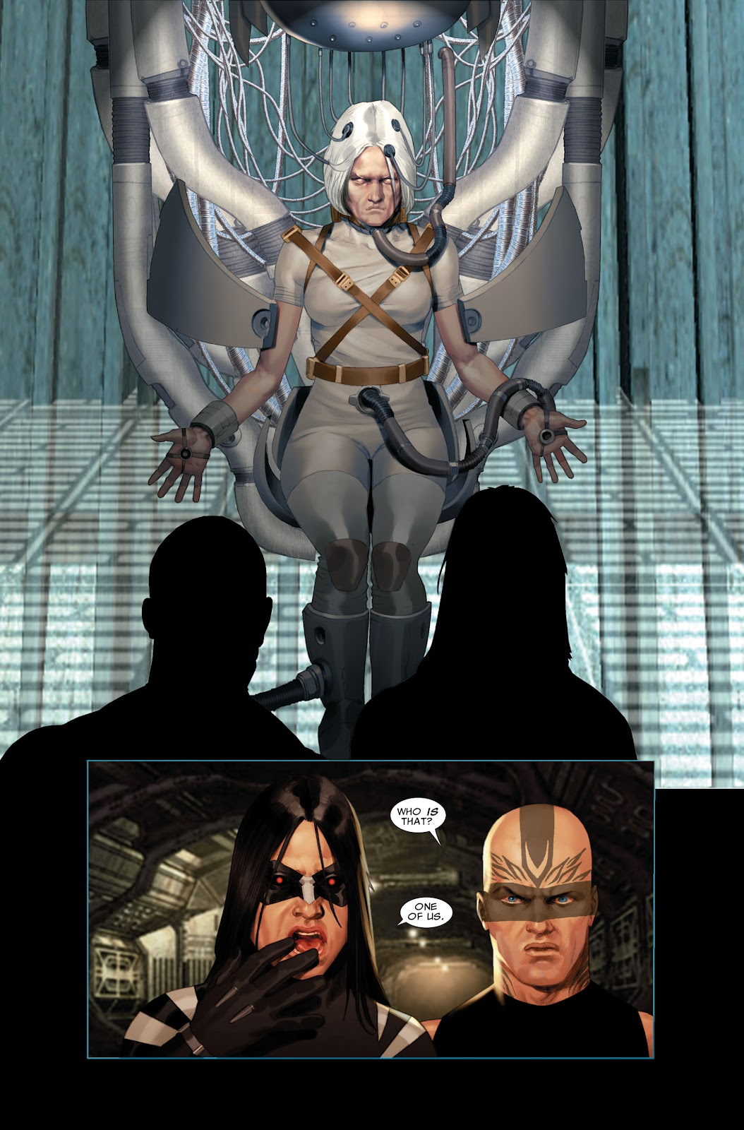 Read online X-Force/Cable: Messiah War comic -  Issue # _TPB (Part 2) - 97