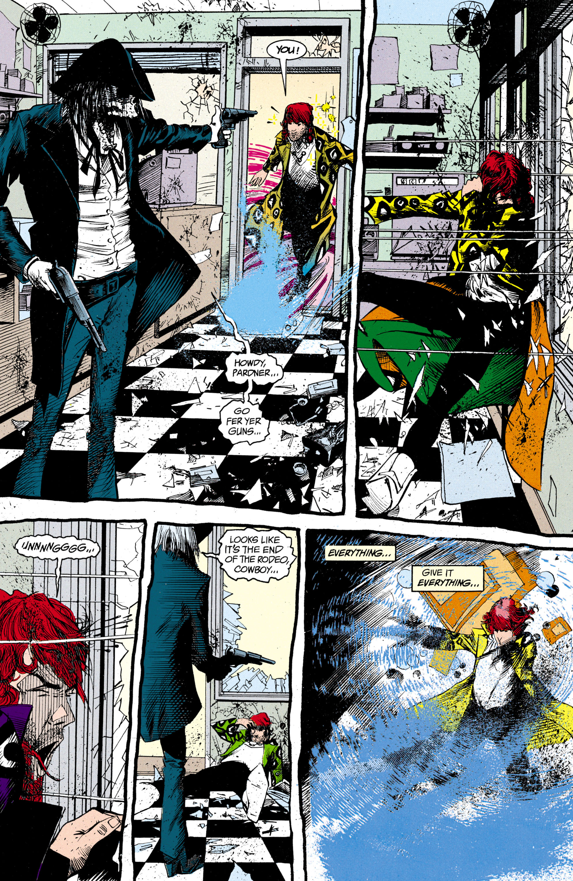 Read online Shade, the Changing Man comic -  Issue #15 - 13