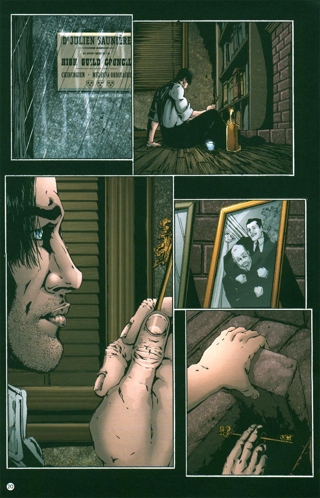 Read online Rex Mundi comic -  Issue #2 - 21