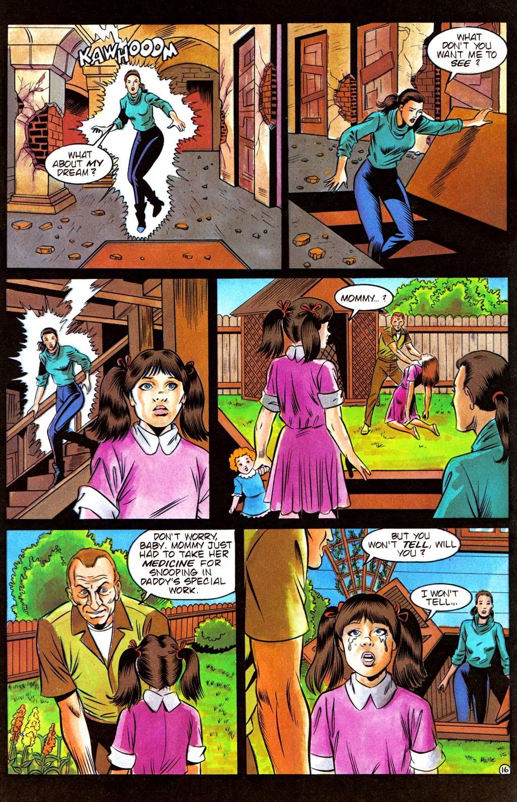 Read online Freddy's Dead: The Final Nightmare comic -  Issue #3 - 19