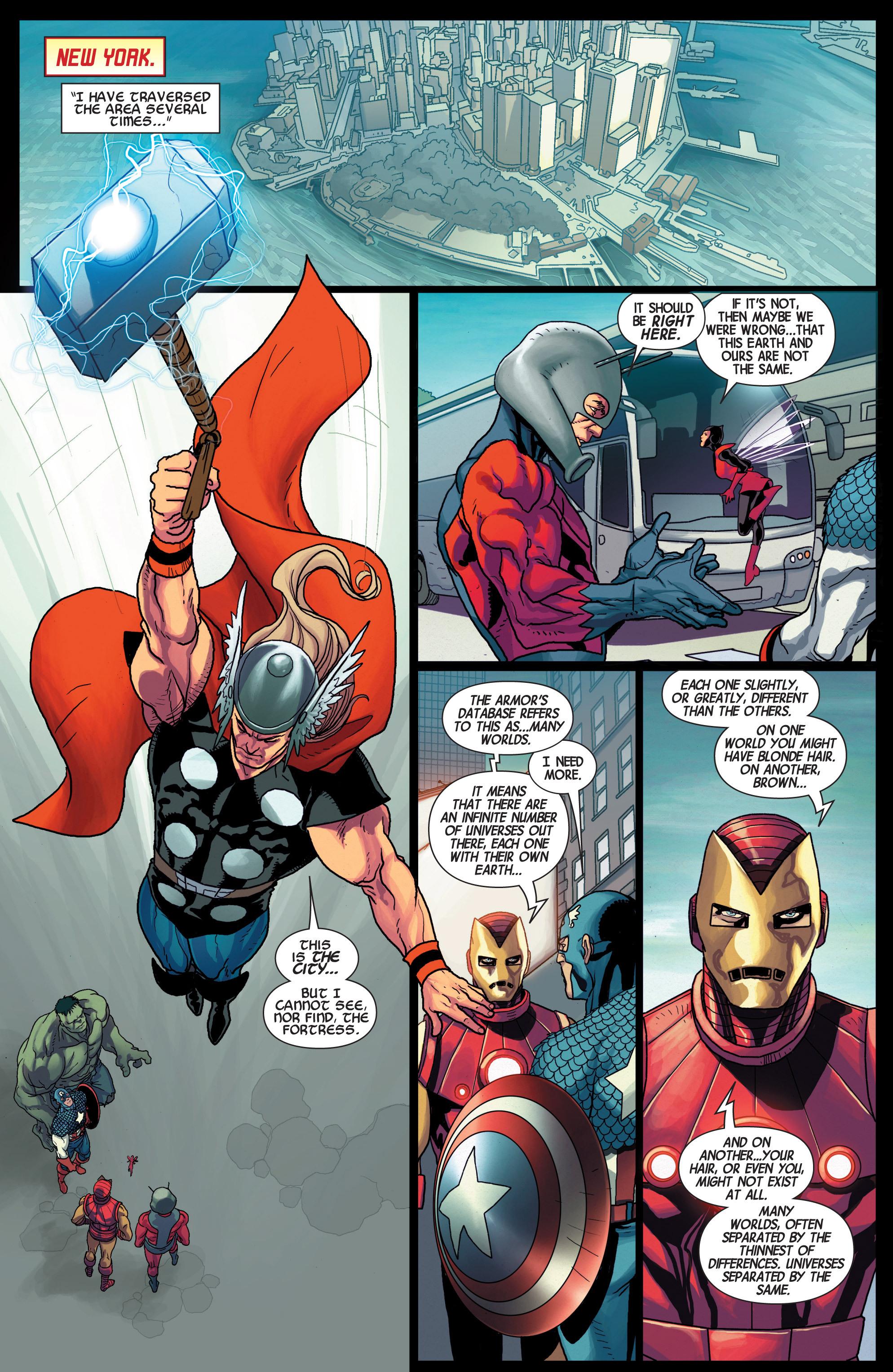 Read online Avengers (2013) comic -  Issue #Avengers (2013) _TPB 5 - 56