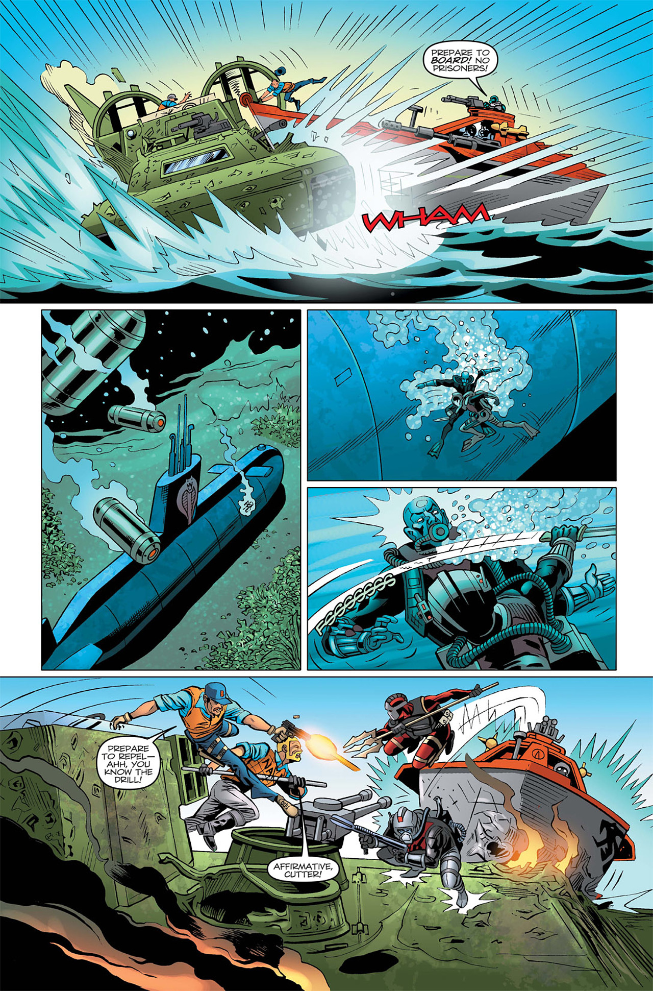 G.I. Joe: A Real American Hero 166 Page 20
