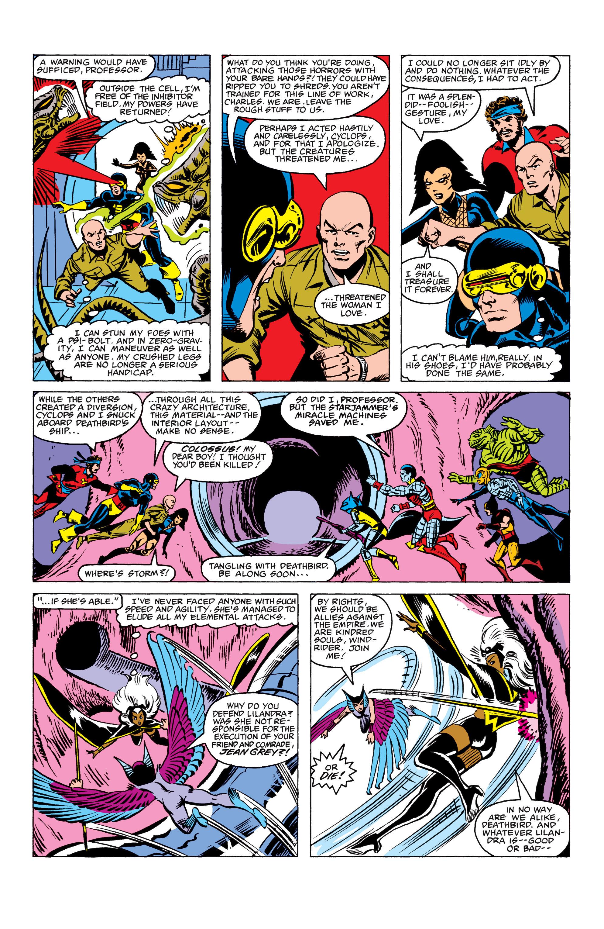 Read online Uncanny X-Men (1963) comic -  Issue #156 - 19