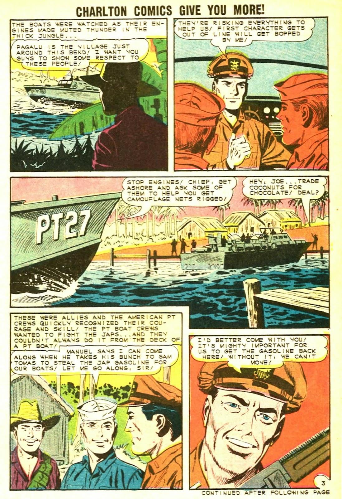Read online Fightin' Navy comic -  Issue #117 - 5