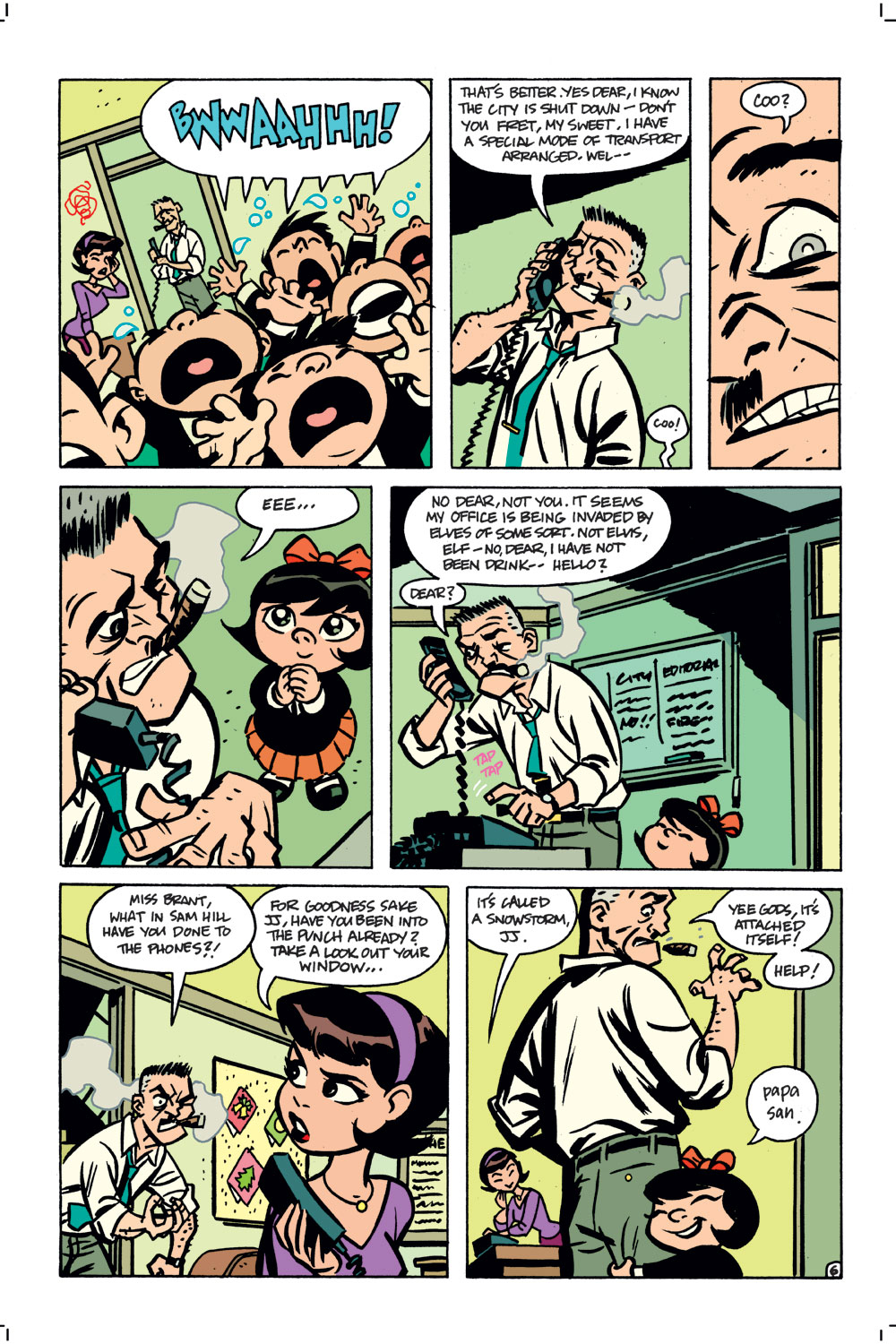 Spider-Man's Tangled Web Issue #21 #21 - English 6