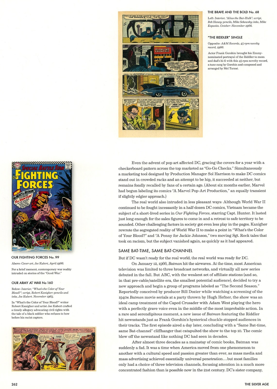 Read online 75 Years Of DC Comics comic -  Issue # TPB (Part 3) - 75