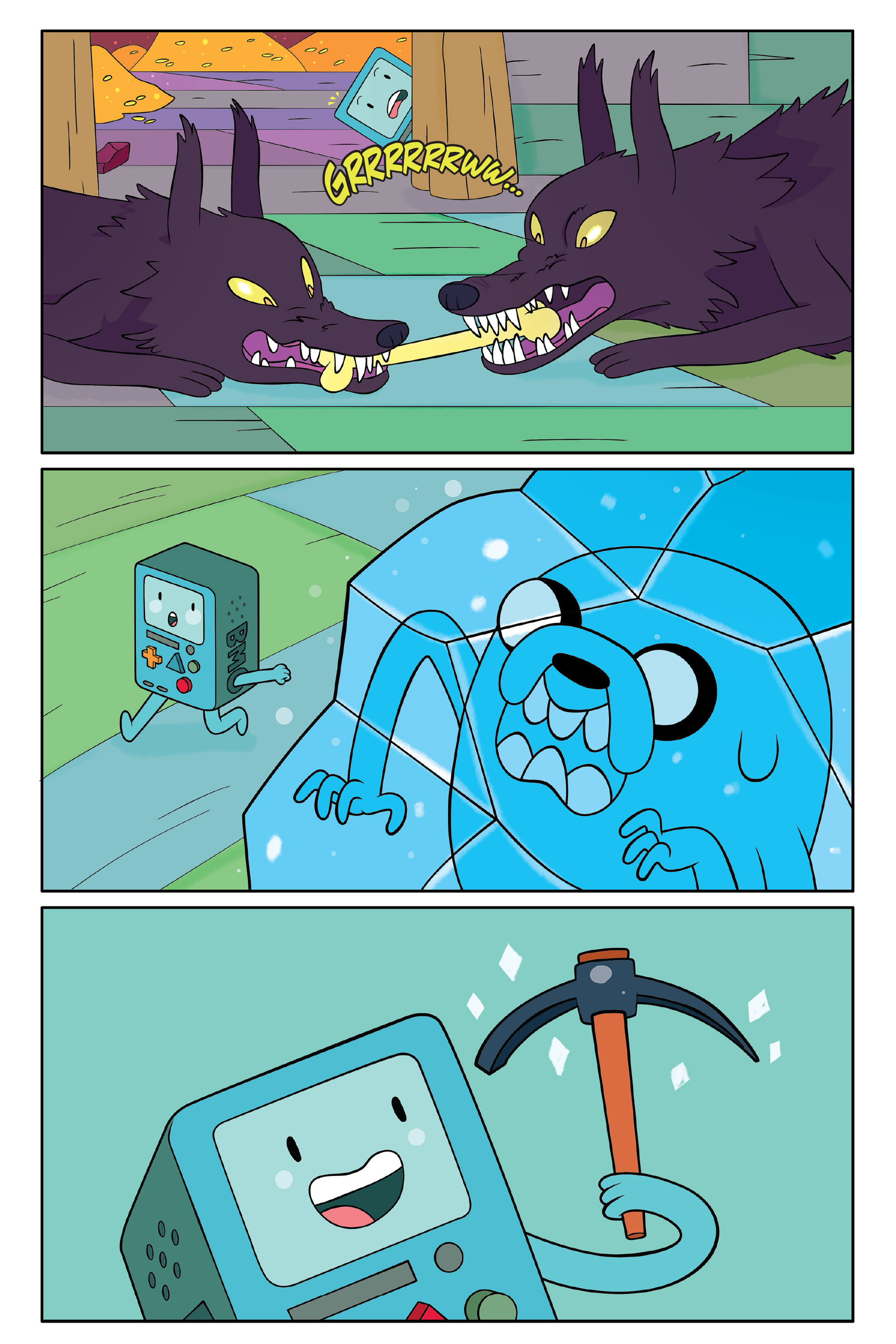 Read online Adventure Time comic -  Issue #Adventure Time _TPB 7 - 120