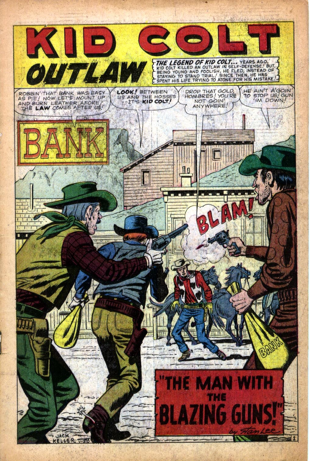 Gunsmoke Western issue 66 - Page 3