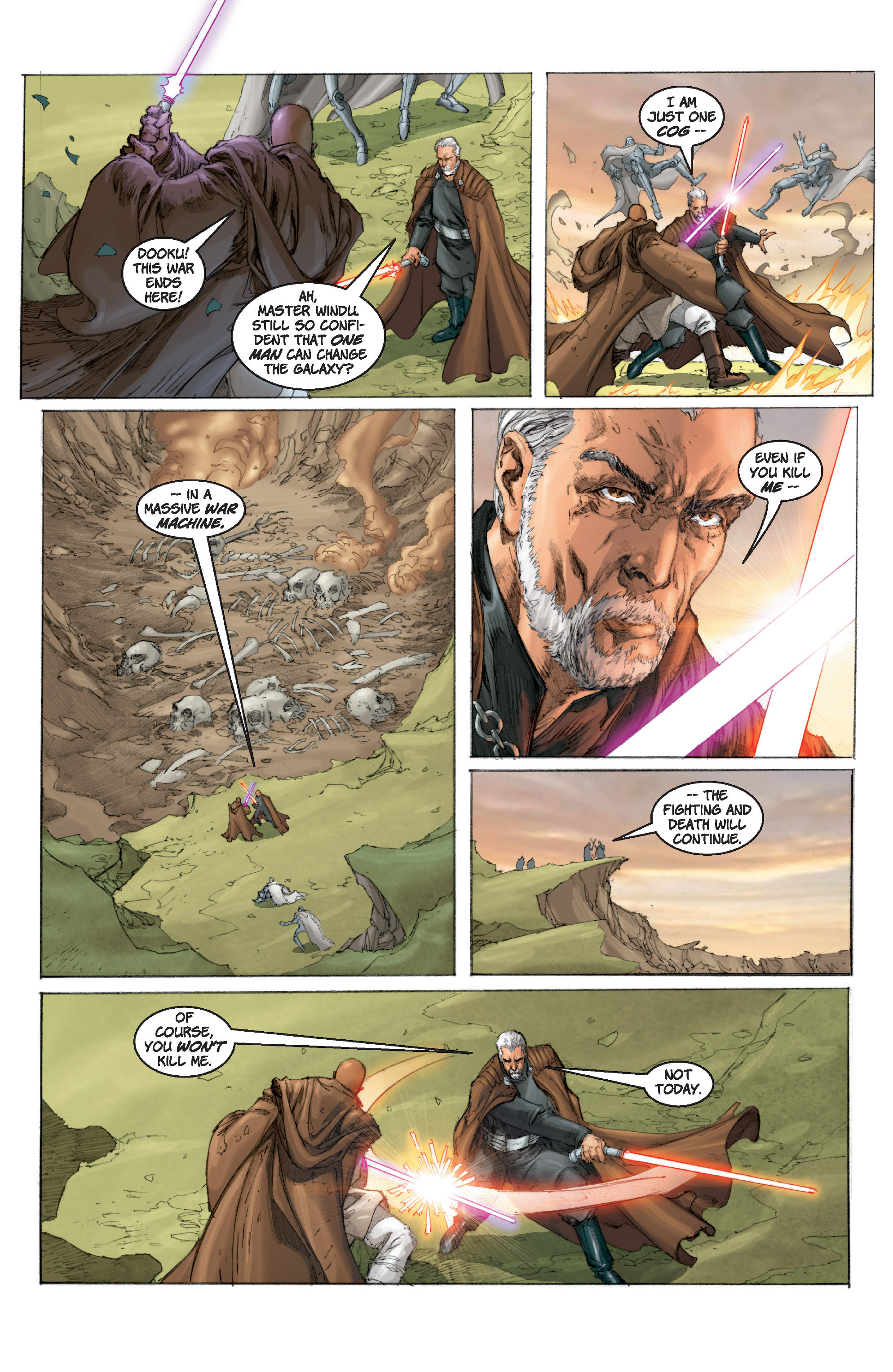 Read online Star Wars Omnibus comic -  Issue # Vol. 26 - 177