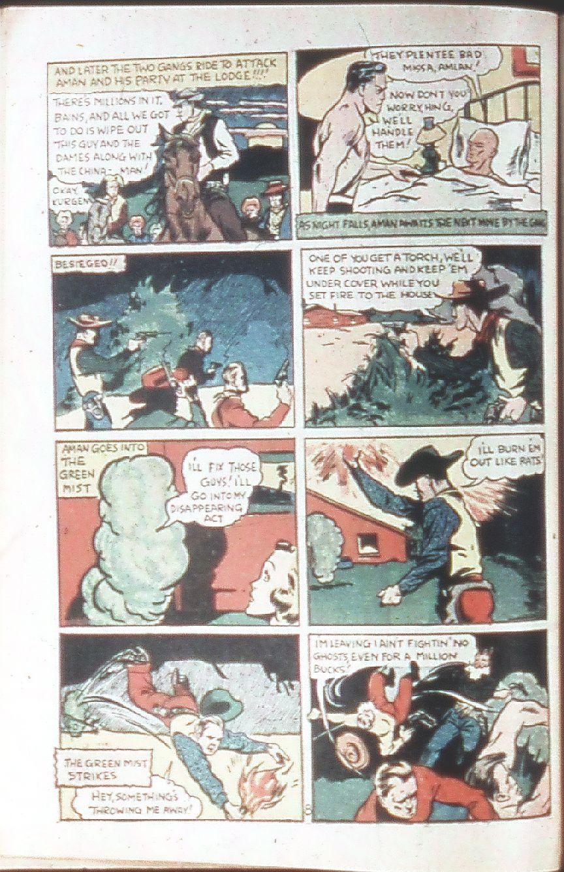 Read online Amazing Man Comics comic -  Issue #18 - 10