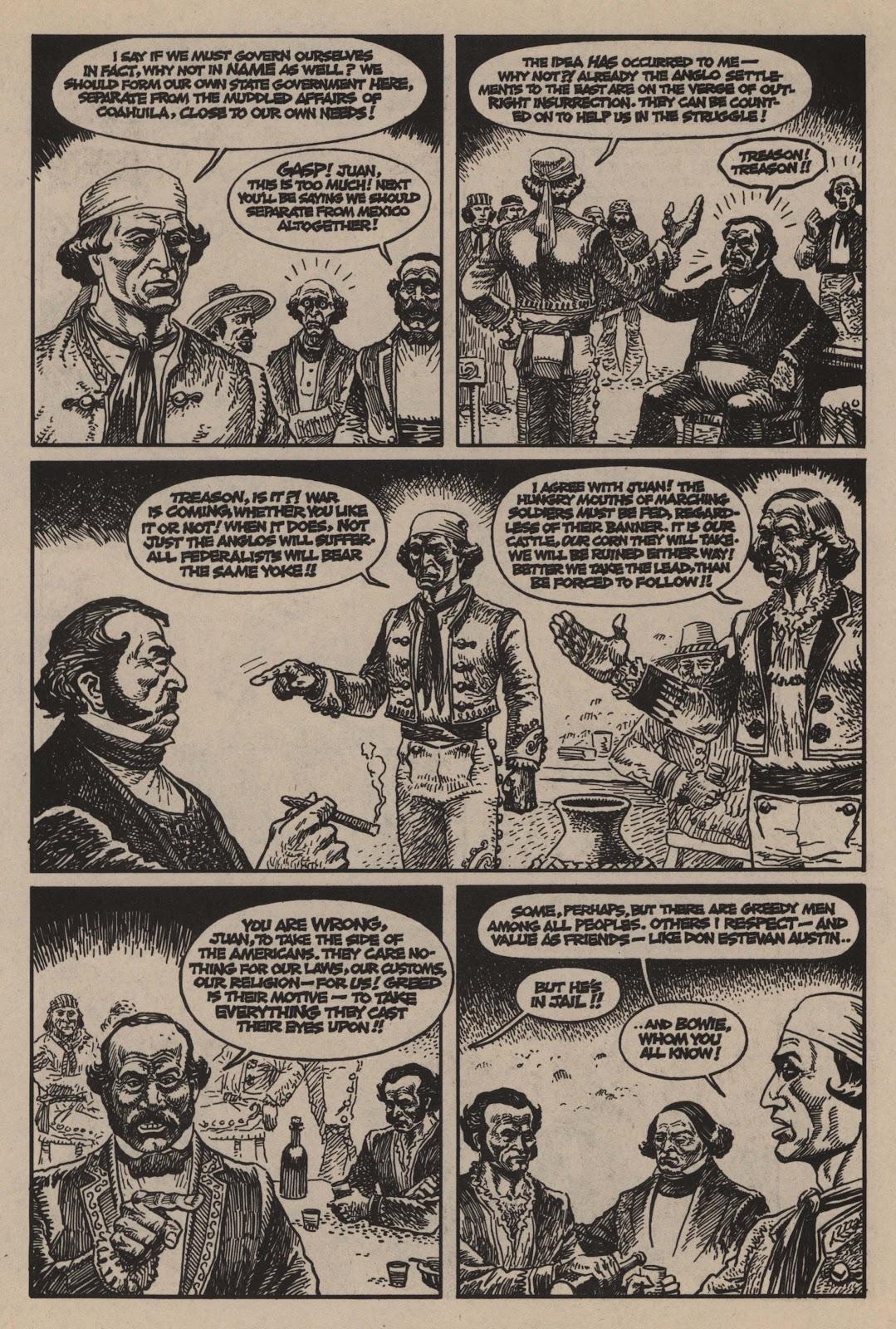 Recuerden el Alamo issue Full - Page 26