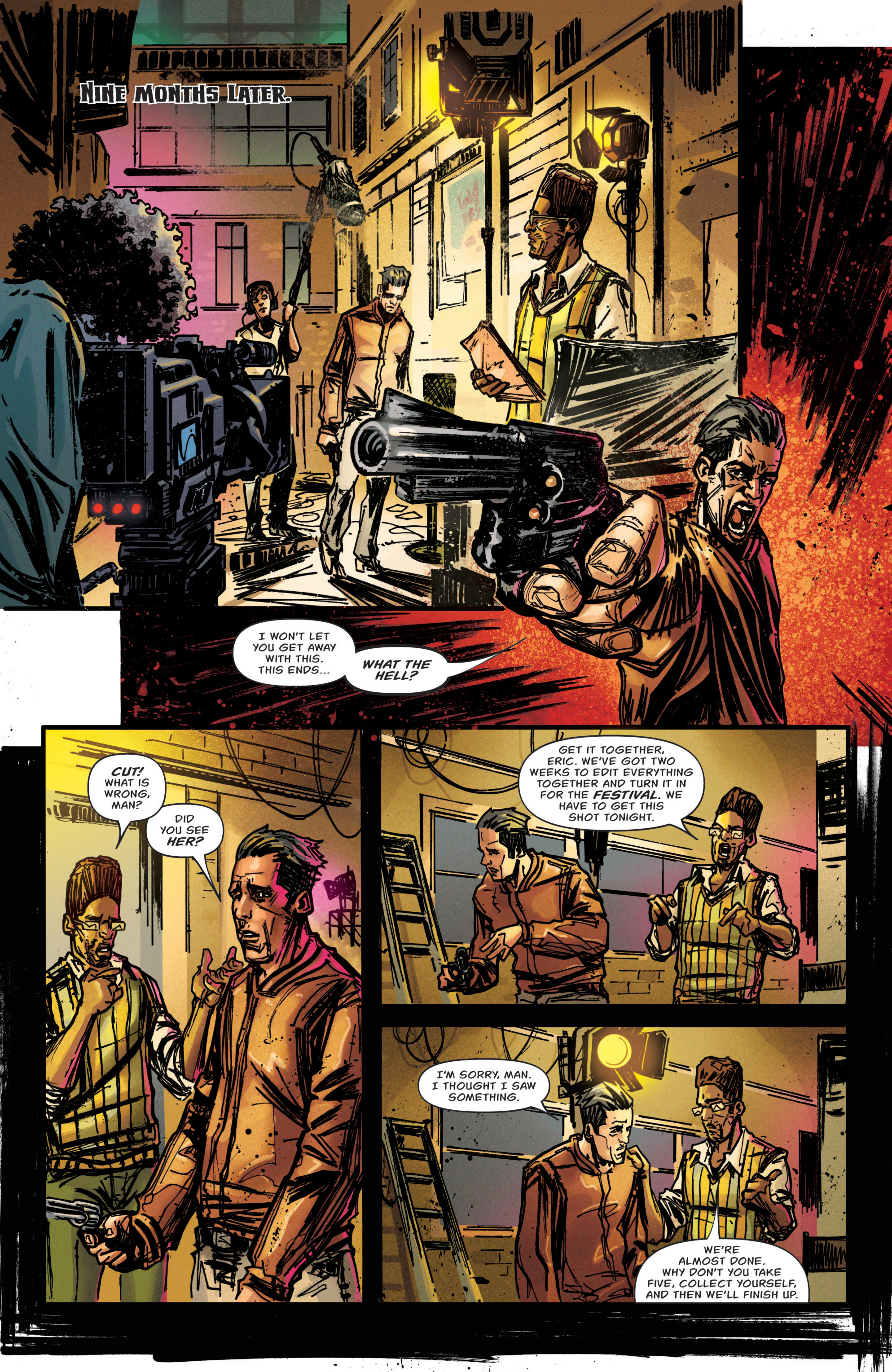 Read online Grimm Tales of Terror: Vol. 3 comic -  Issue #5 - 11