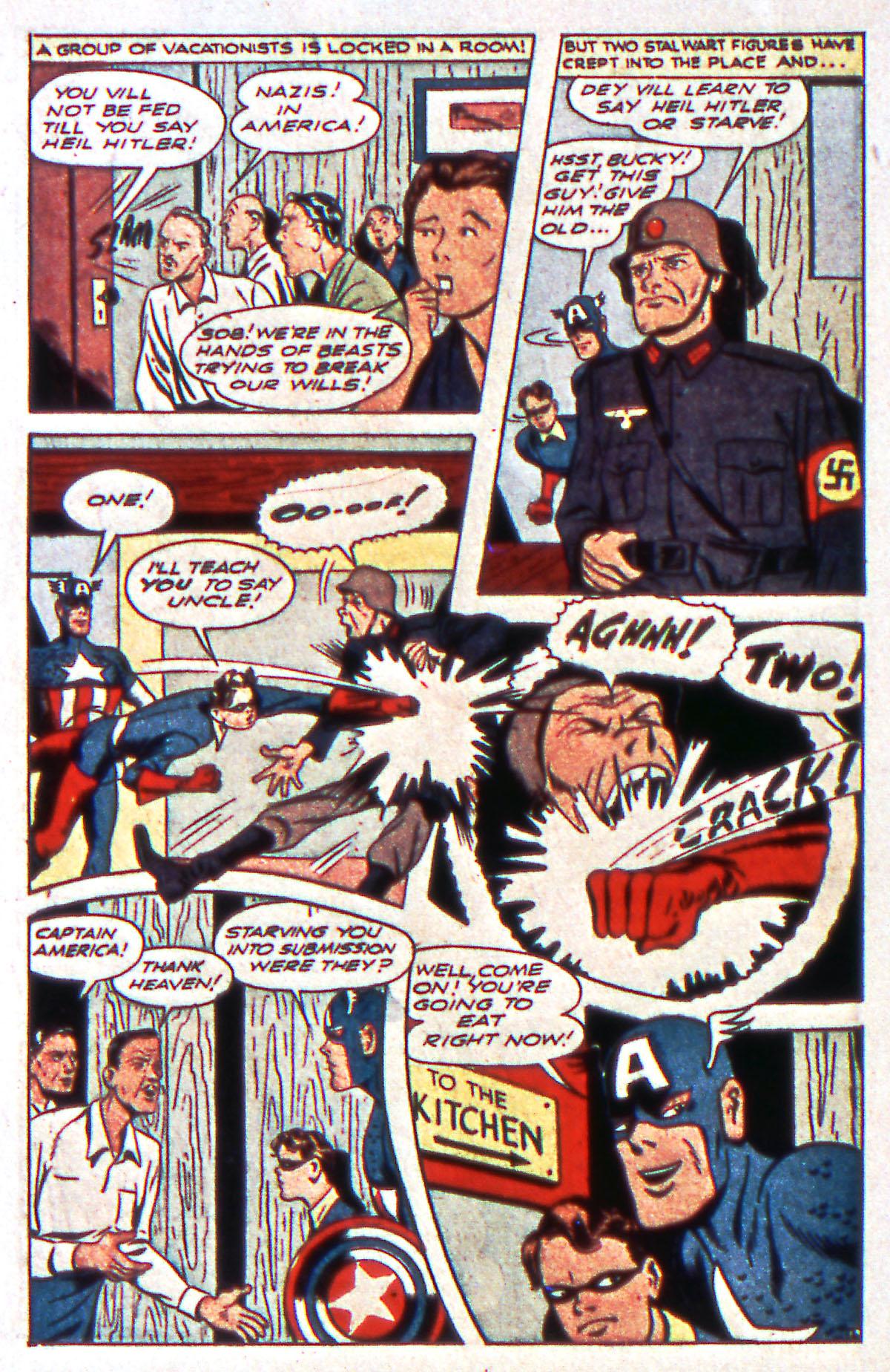 Read online All-Winners Comics comic -  Issue #12 - 20