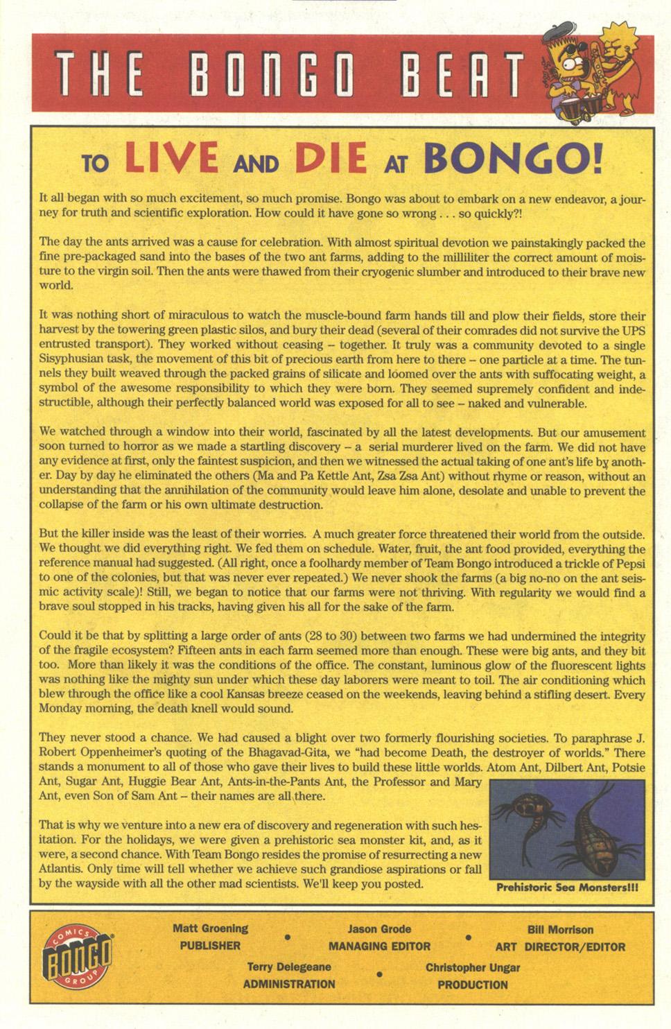 Read online Simpsons Comics comic -  Issue #35 - 24