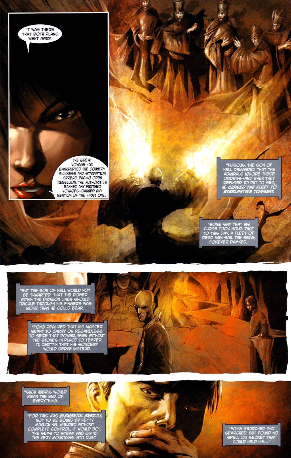 7 Brothers issue 2 - Page 15