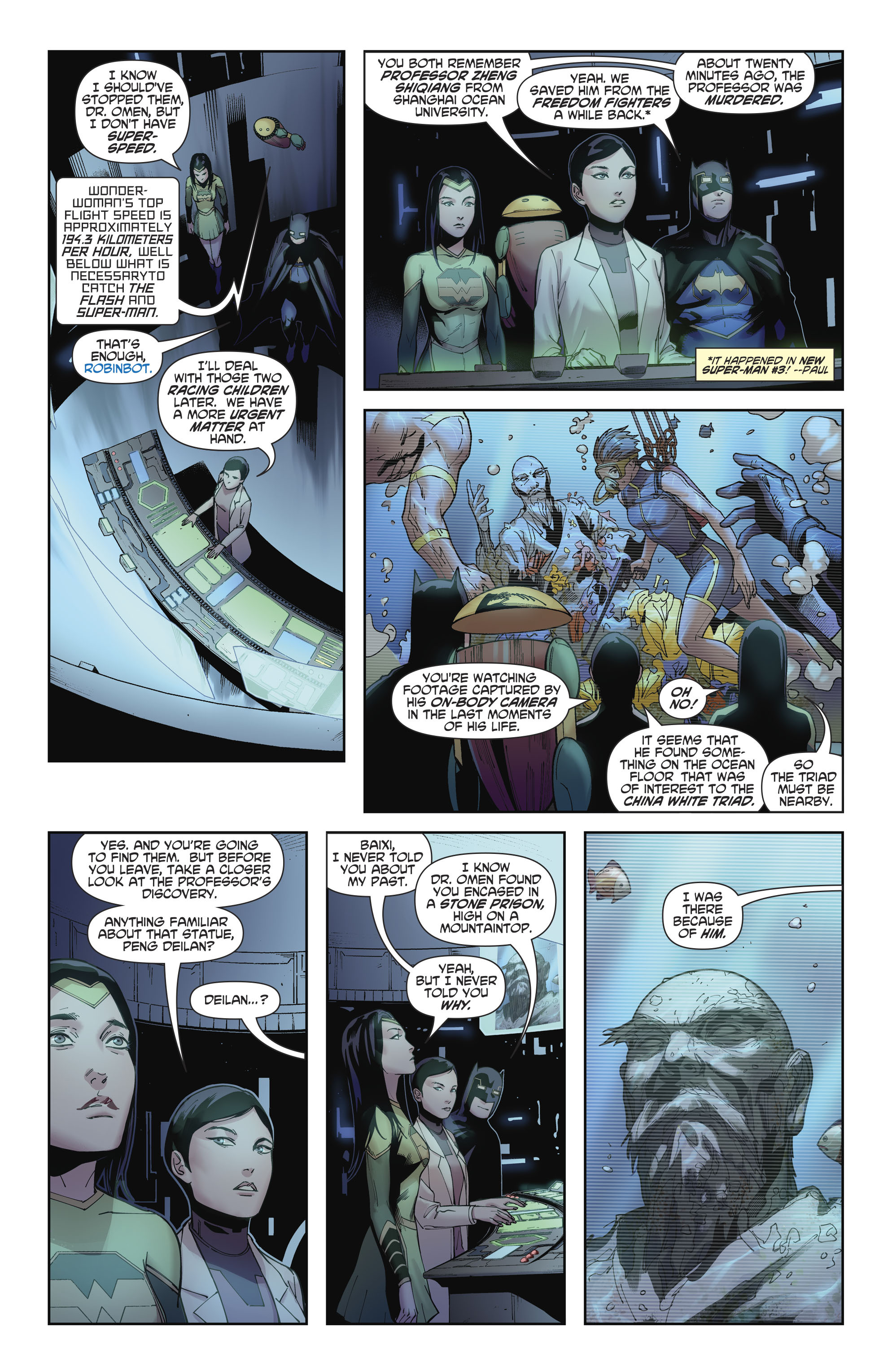 Read online New Super-Man comic -  Issue #11 - 8