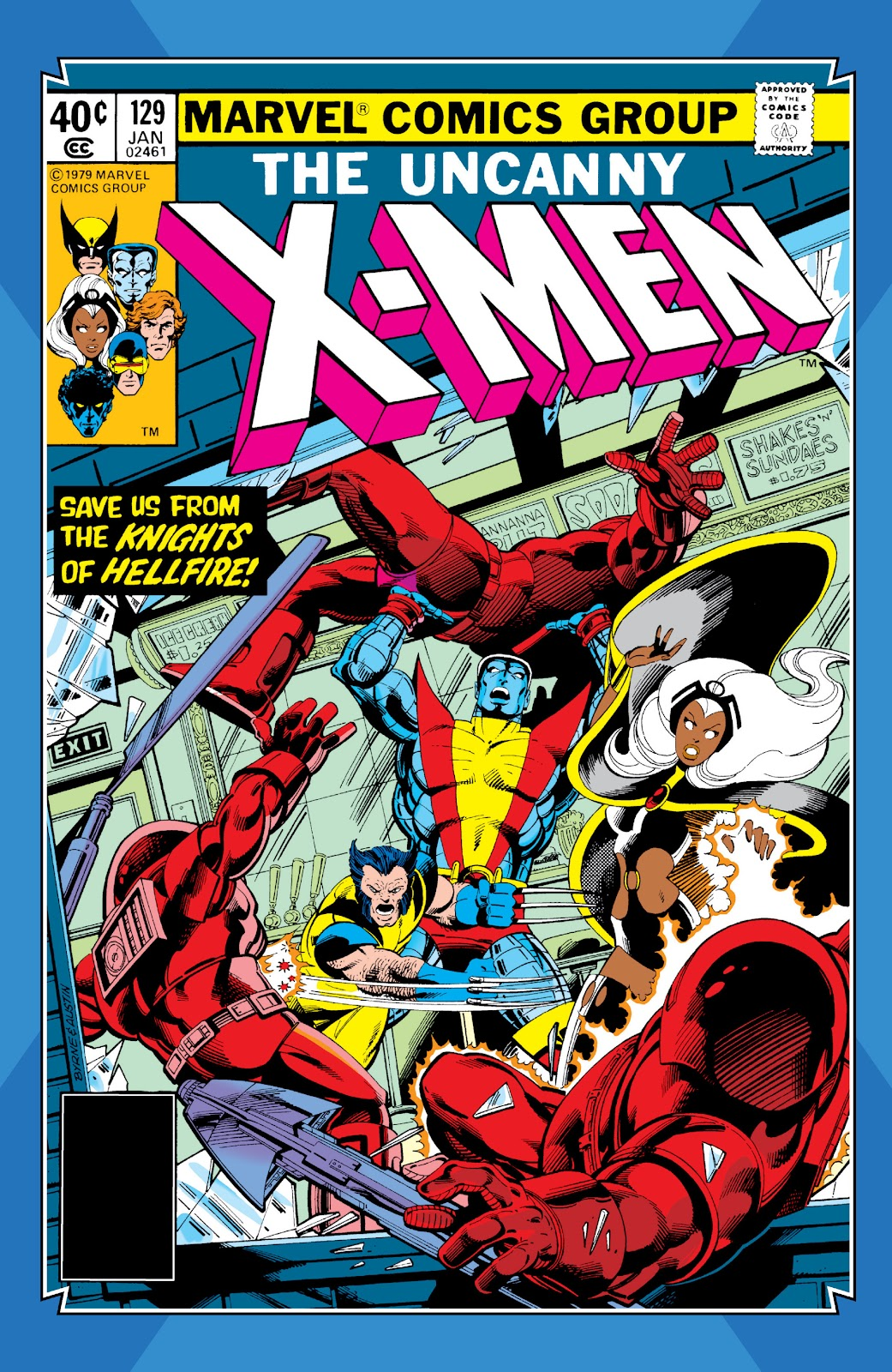 Read online X-Men Milestones: Dark Phoenix Saga comic -  Issue # TPB (Part 1) - 5