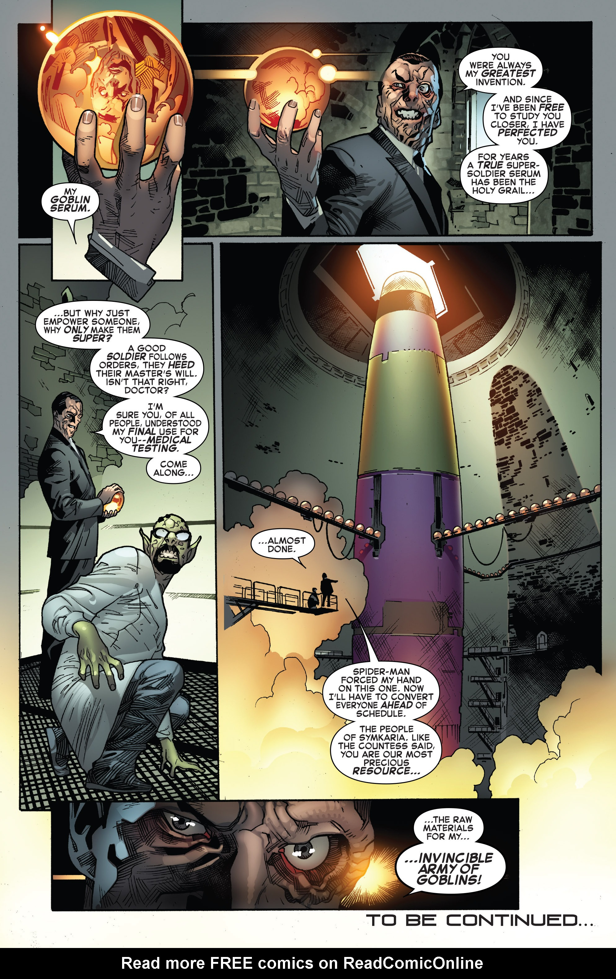 Read online The Amazing Spider-Man (2015) comic -  Issue #27 - 18