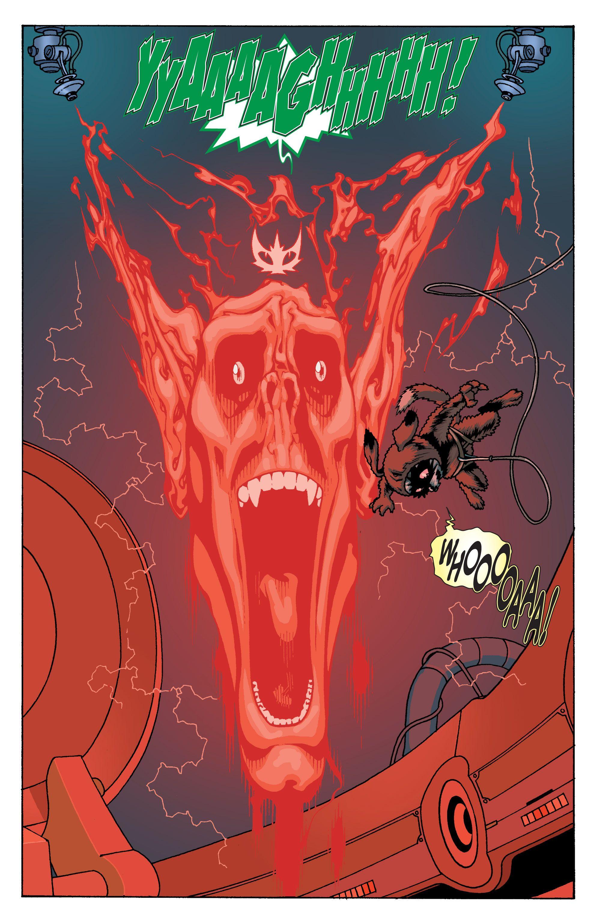 Read online Annihilators comic -  Issue #4 - 37