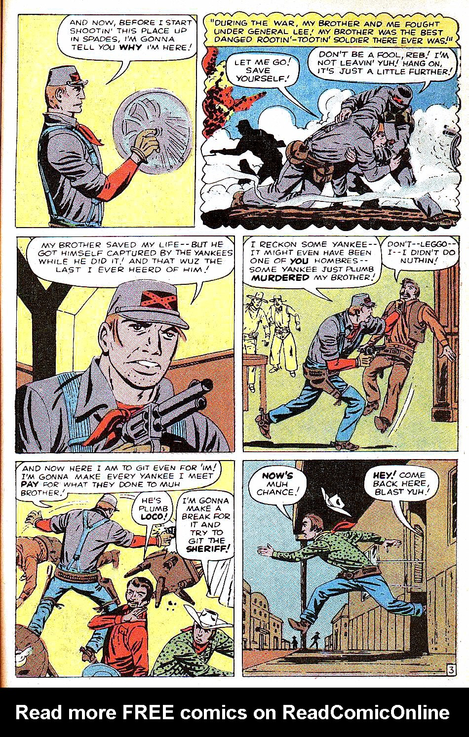 Western Gunfighters issue 1 - Page 29
