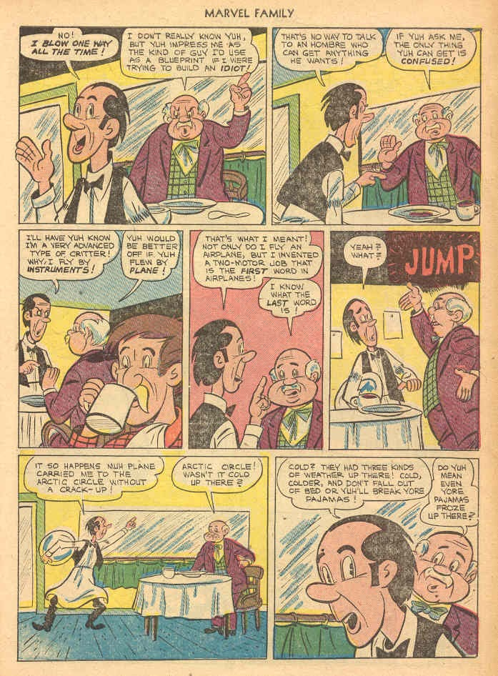 The Marvel Family issue 69 - Page 27