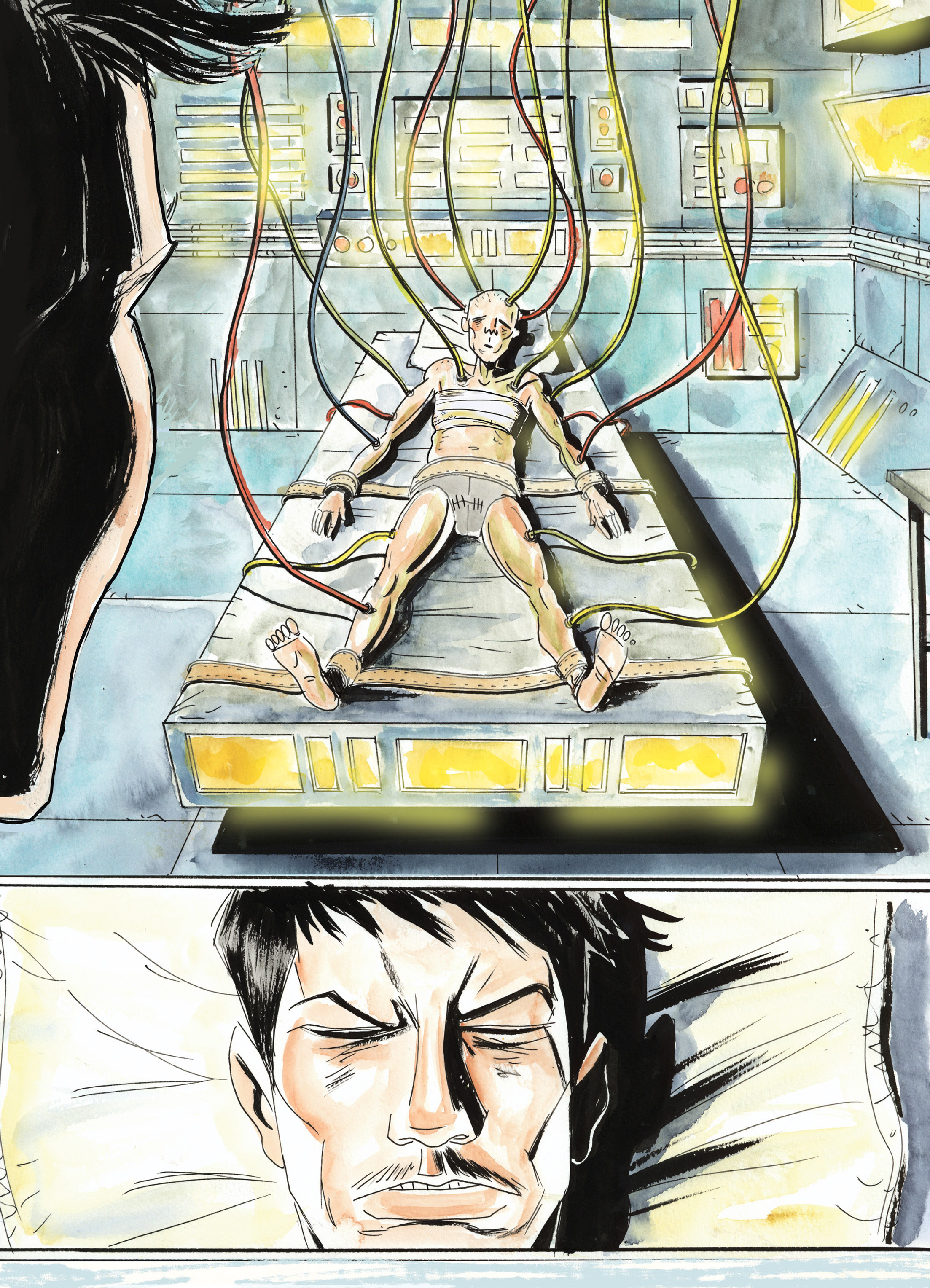 Read online A.D.: After Death comic -  Issue #2 - 31