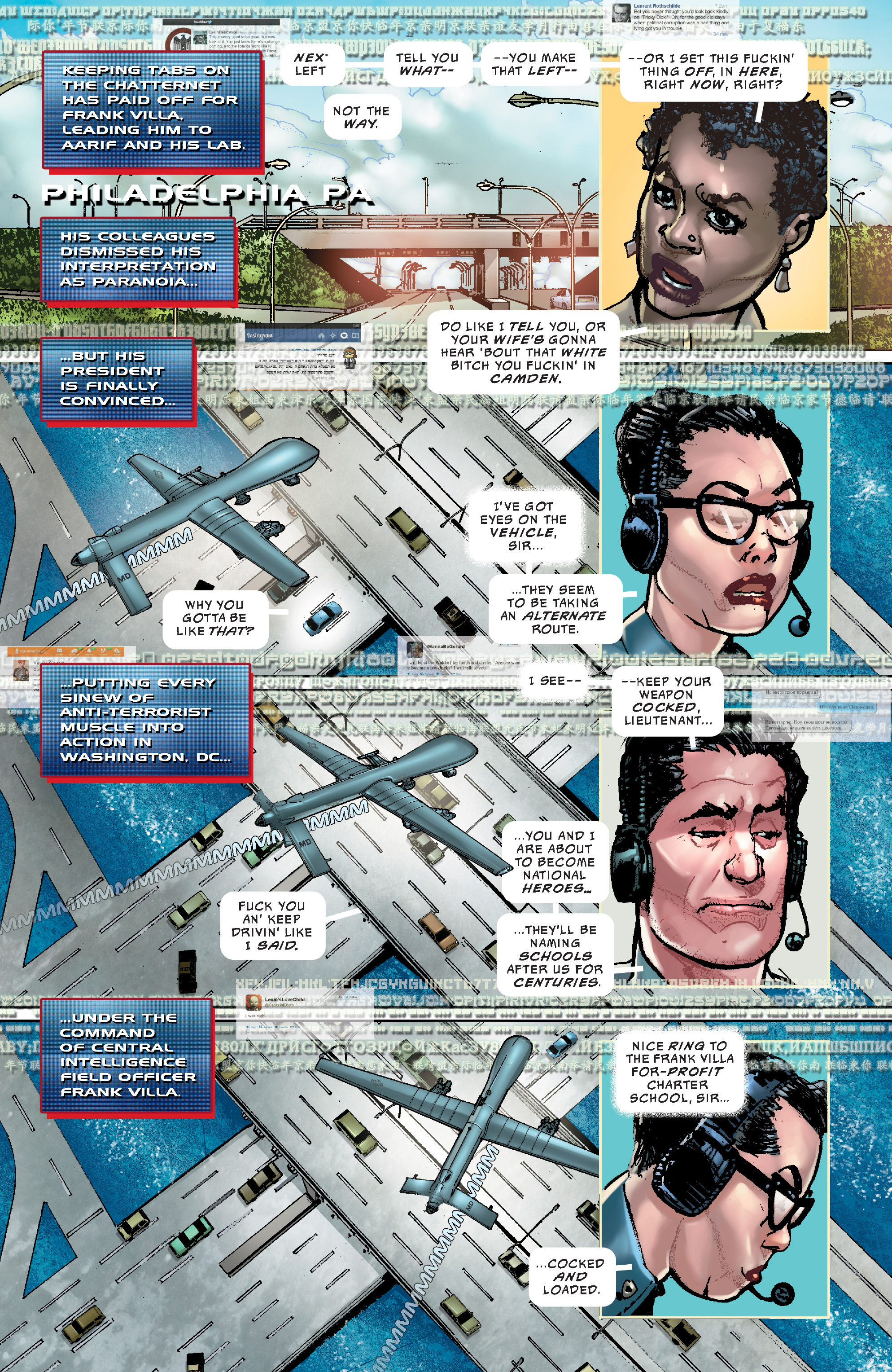 Read online The Divided States of Hysteria comic -  Issue #1 - 18