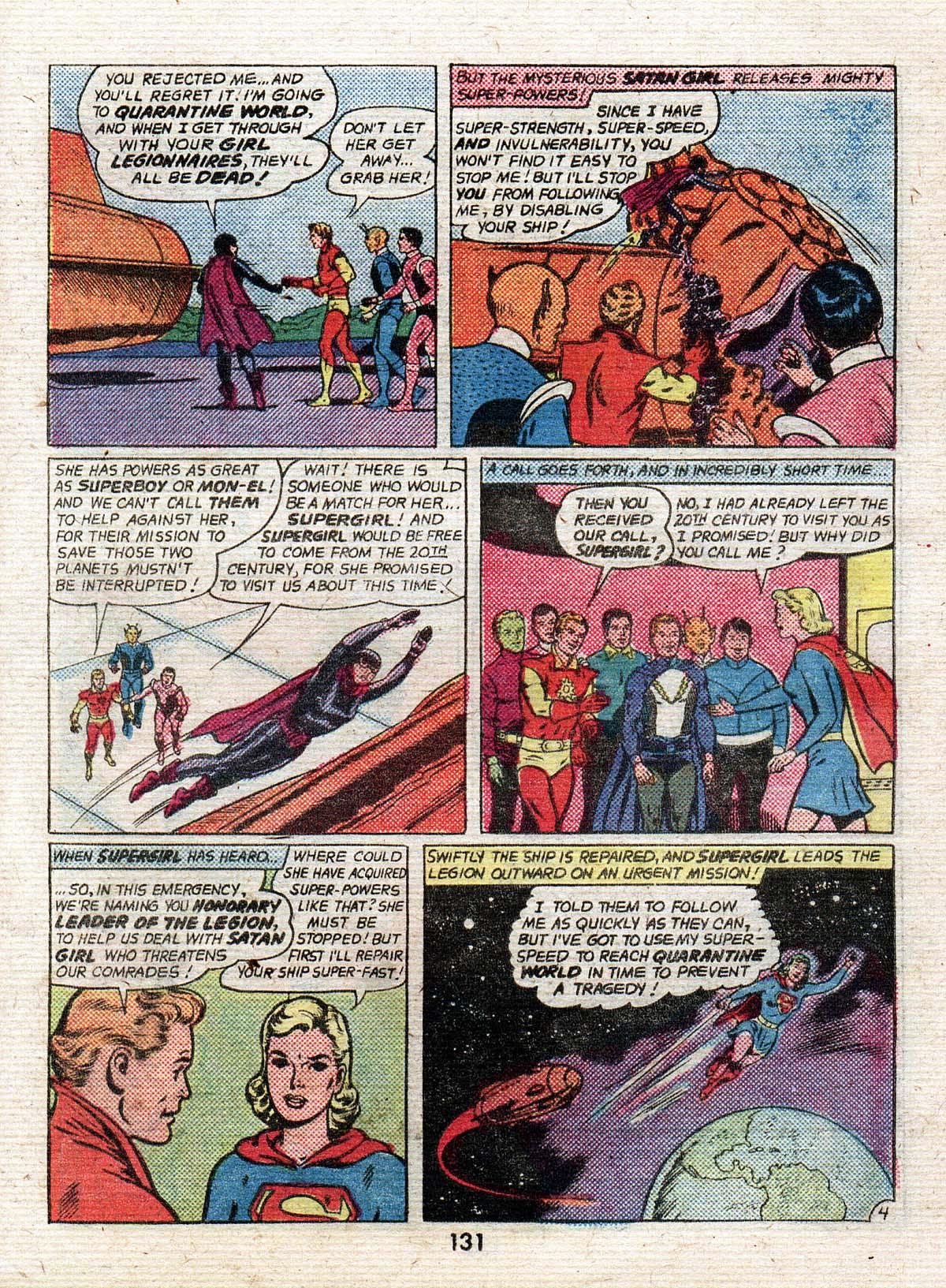 Read online Adventure Comics (1938) comic -  Issue #500 - 131
