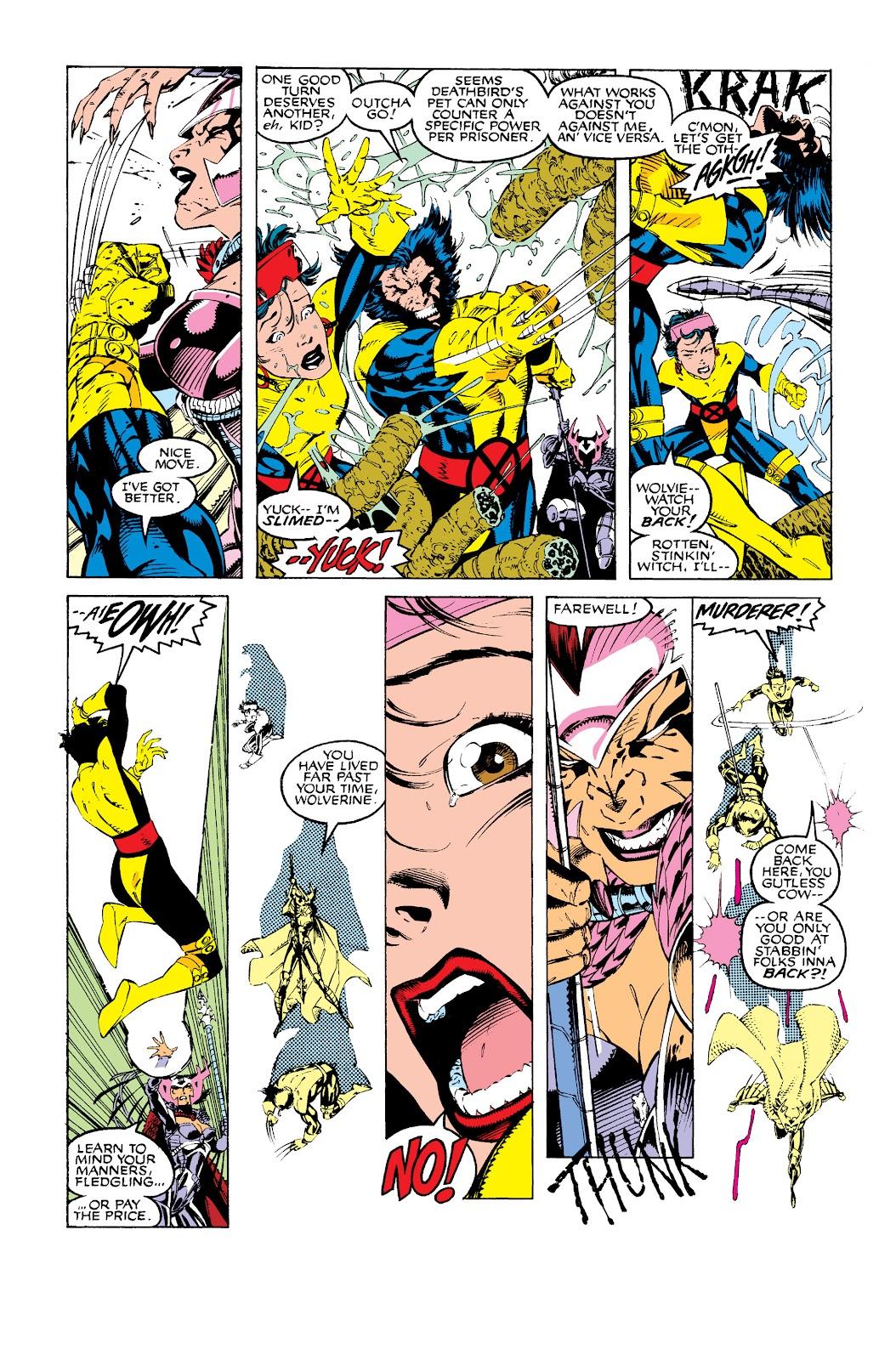 Uncanny X-Men (1963) issue 275 - Page 6