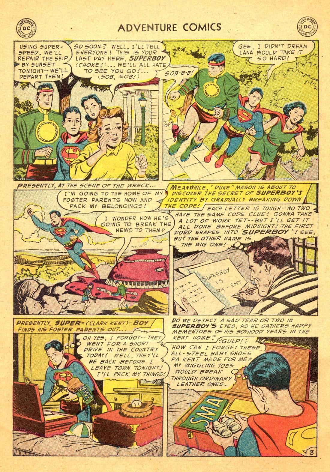 Read online Adventure Comics (1938) comic -  Issue #217 - 10