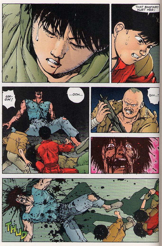 Read online Akira comic -  Issue #26 - 25
