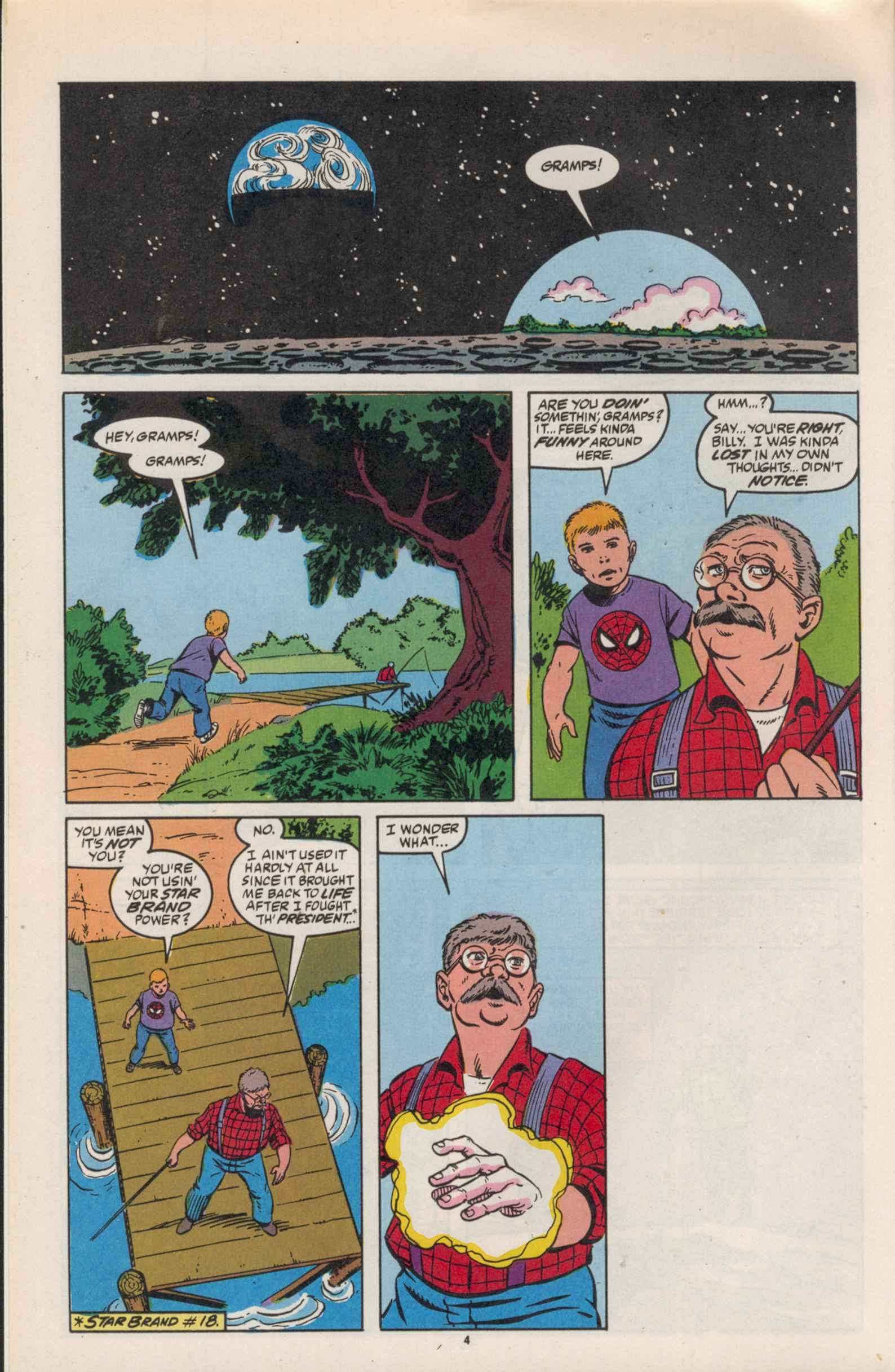 Read online Star Brand comic -  Issue #19 - 6