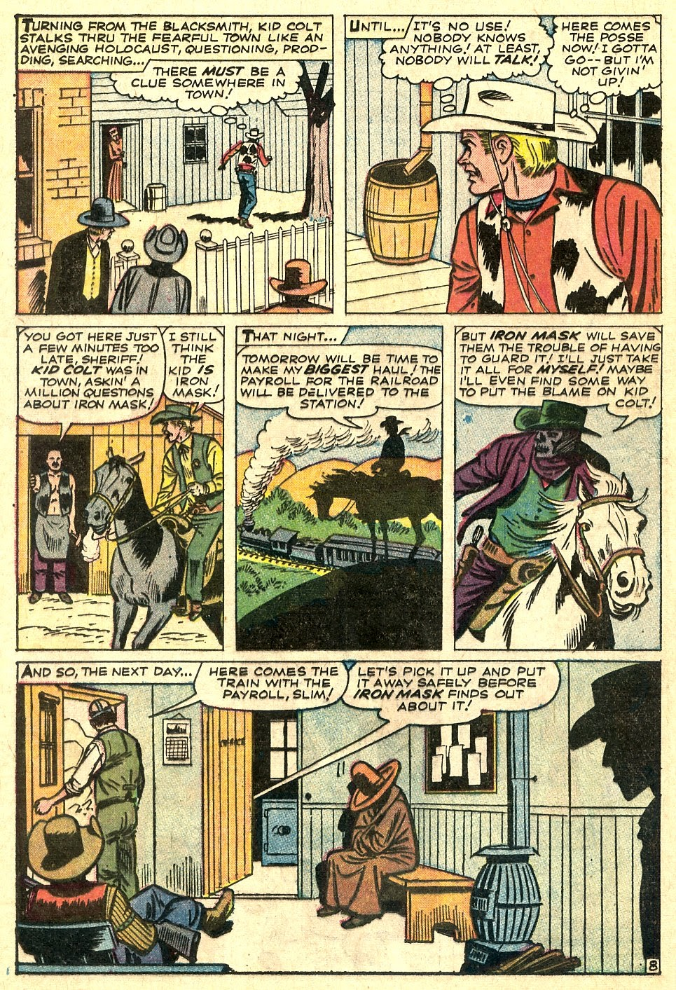 Kid Colt Outlaw issue 110 - Page 12