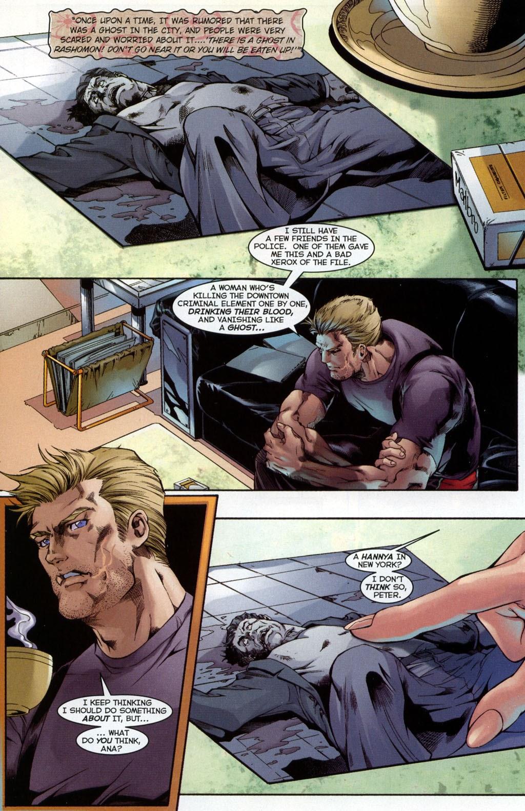 Shi/Vampirella issue Full - Page 3