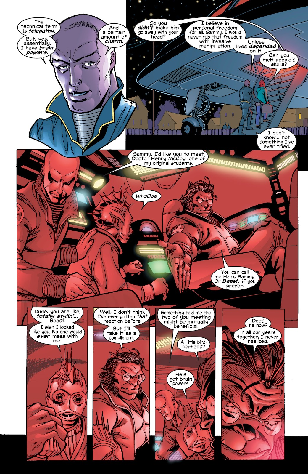 Read online X-Men: Unstoppable comic -  Issue # TPB (Part 1) - 19