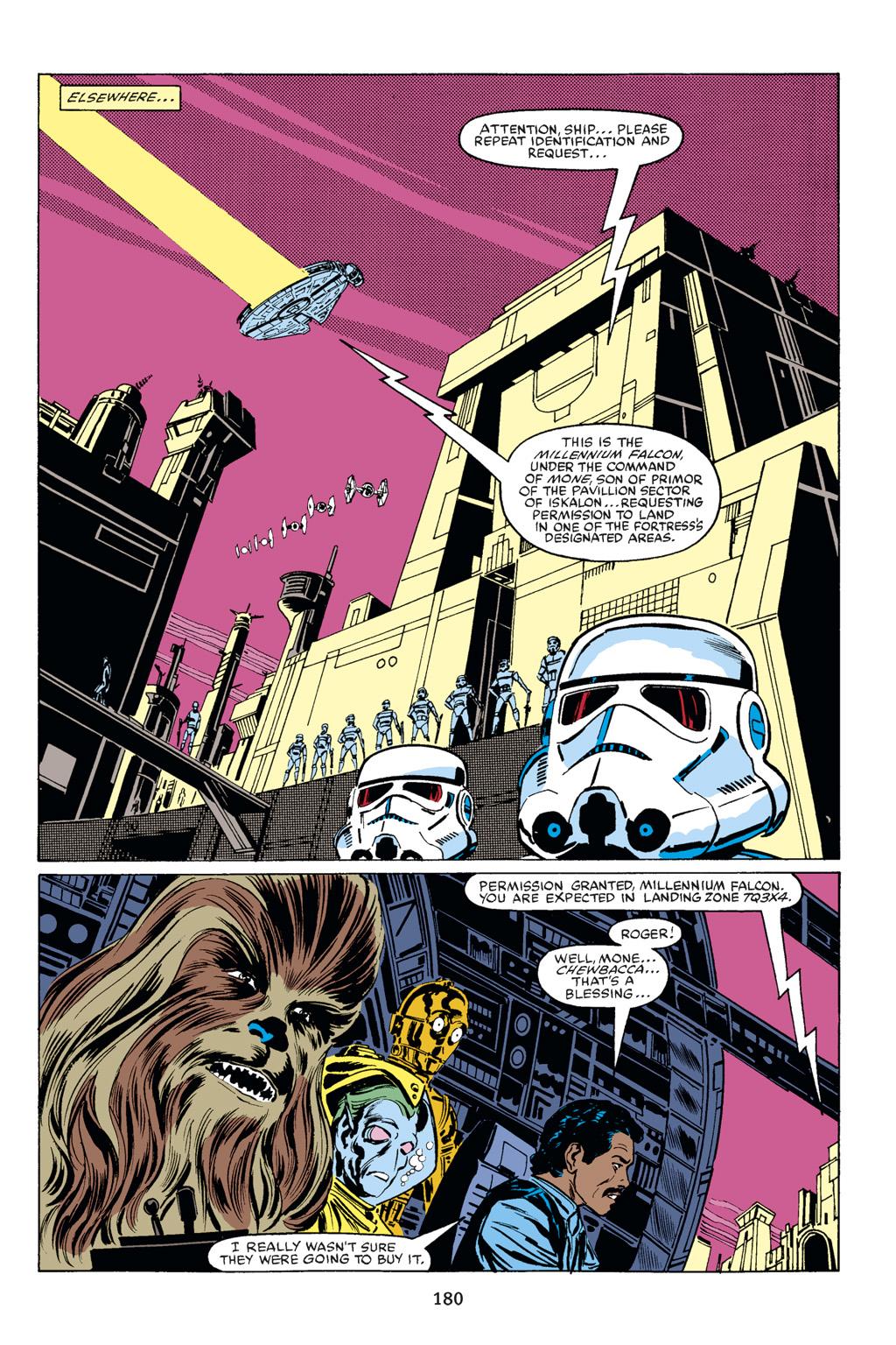 Read online Star Wars Omnibus comic -  Issue # Vol. 18 - 168