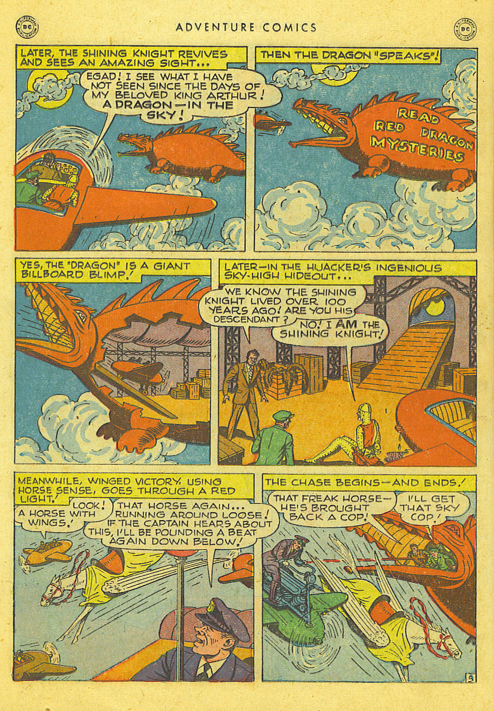 Read online Adventure Comics (1938) comic -  Issue #127 - 32