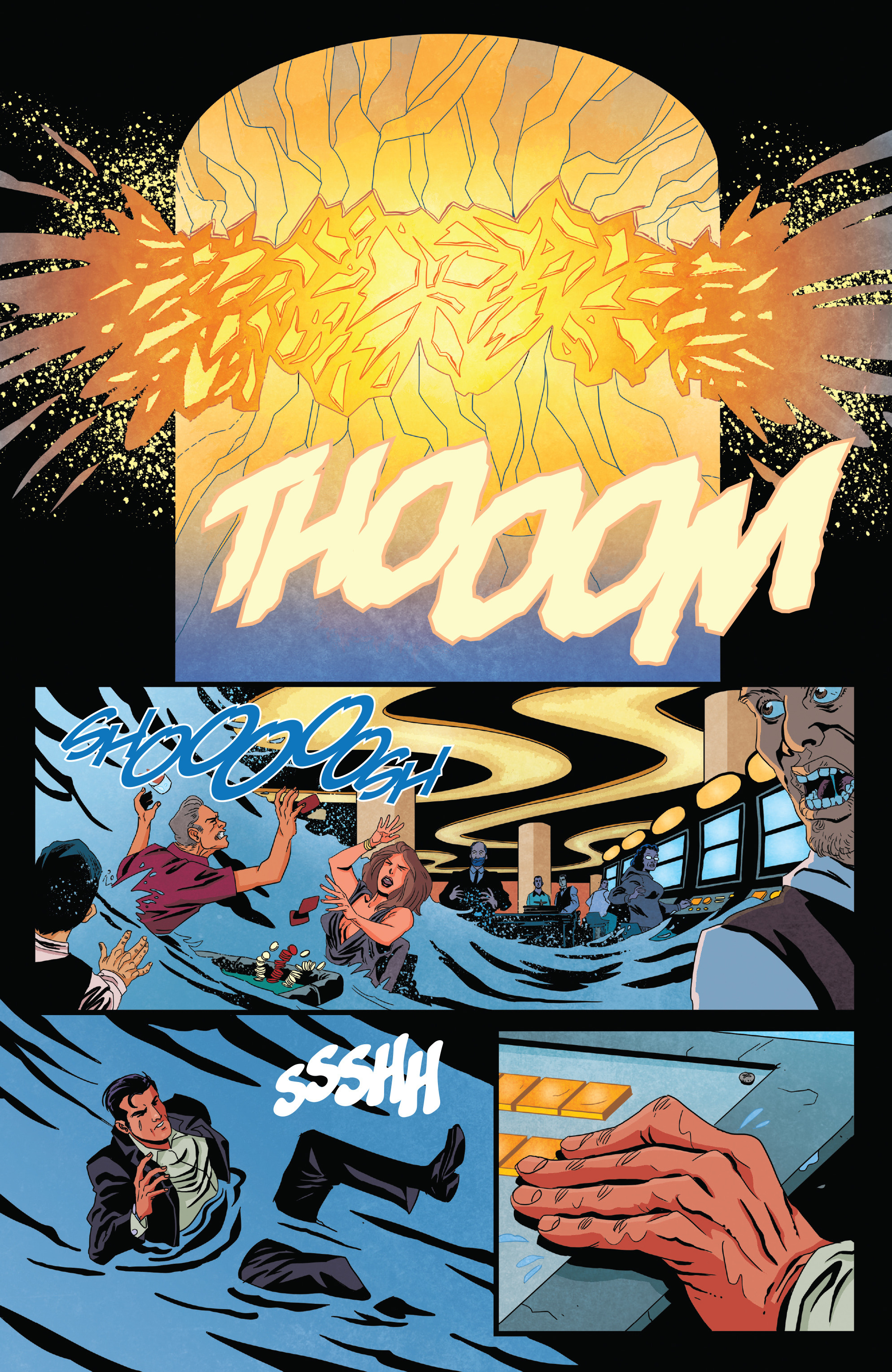 Read online James Bond (2017) comic -  Issue #2 - 21