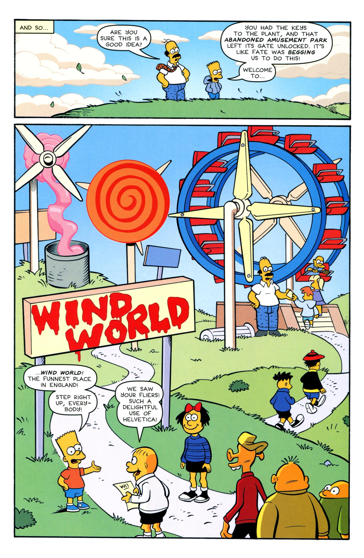 Read online Simpsons Comics comic -  Issue #208 - 17