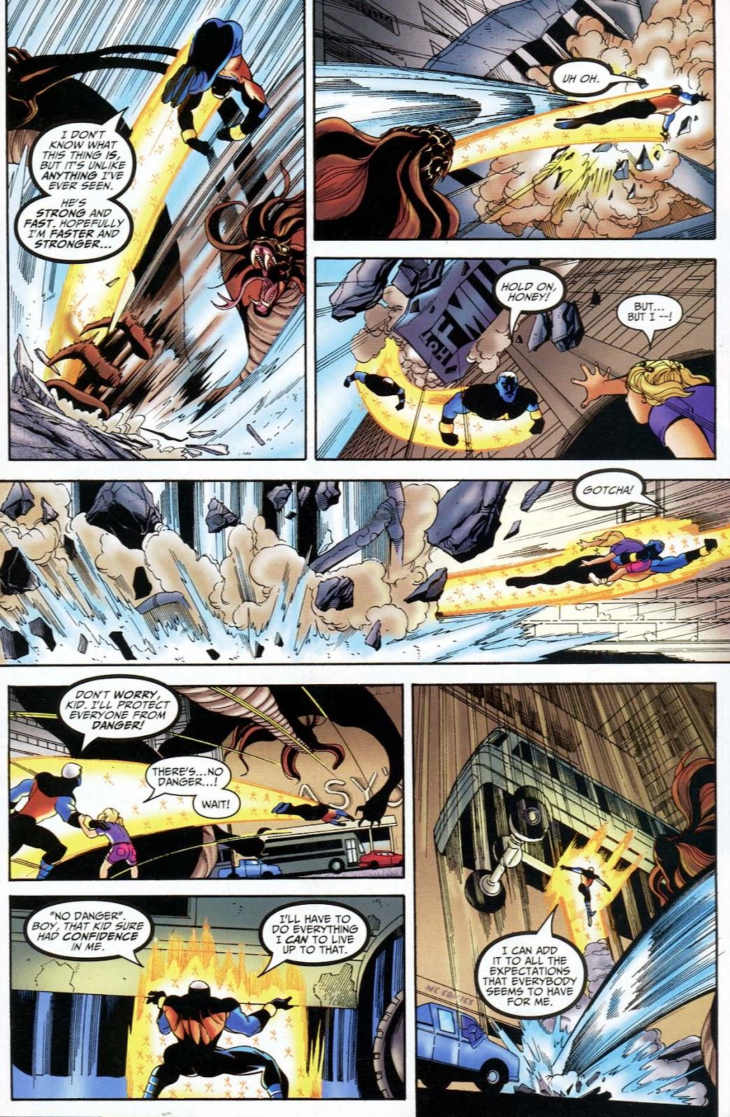 Captain Marvel (1999) Issue #0 #1 - English 11