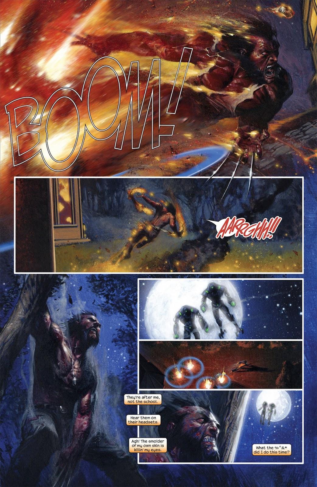 Read online Secret War comic -  Issue #4 - 4