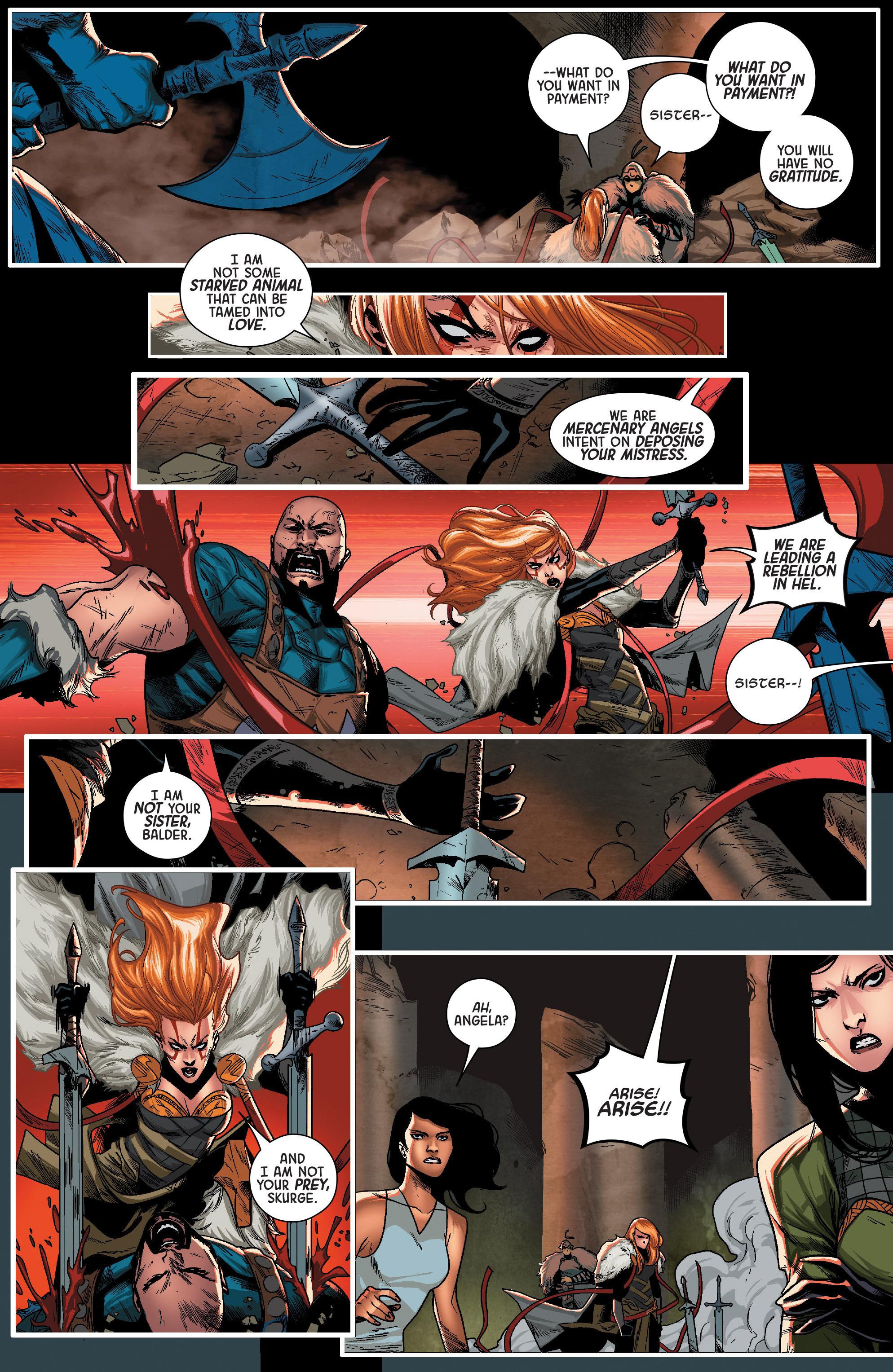 Read online Angela: Queen Of Hel comic -  Issue #4 - 5