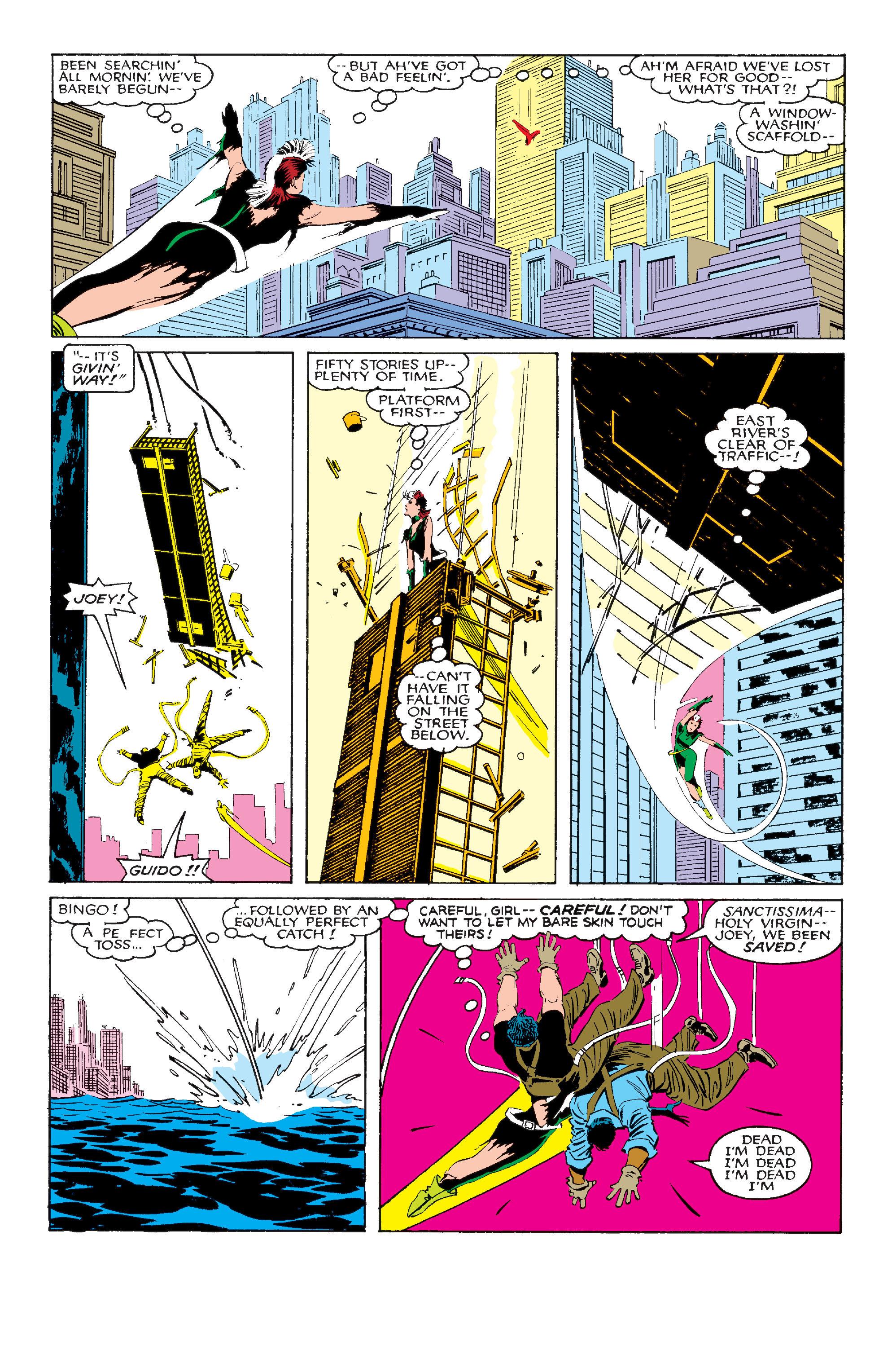 Read online Uncanny X-Men (1963) comic -  Issue #210 - 9