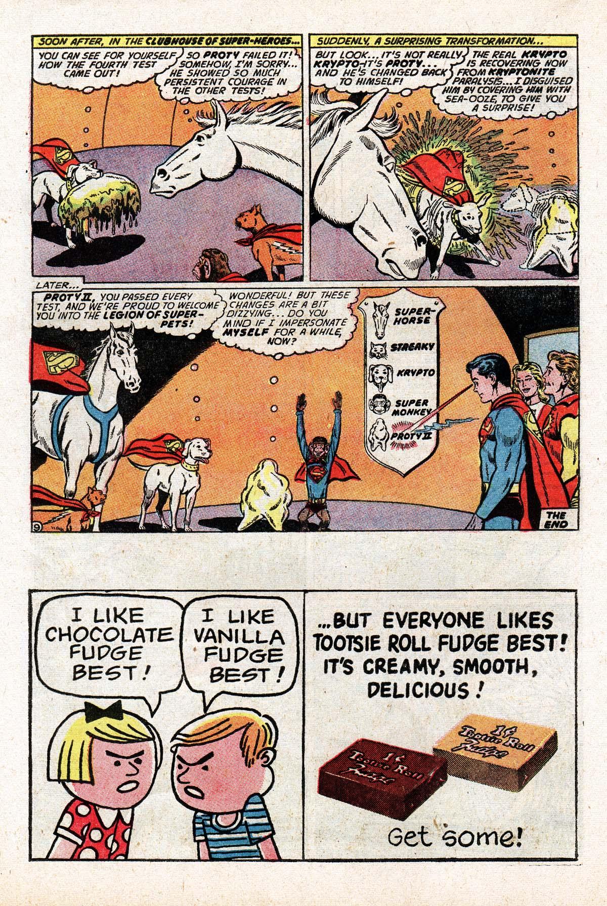Read online Adventure Comics (1938) comic -  Issue #322 - 22