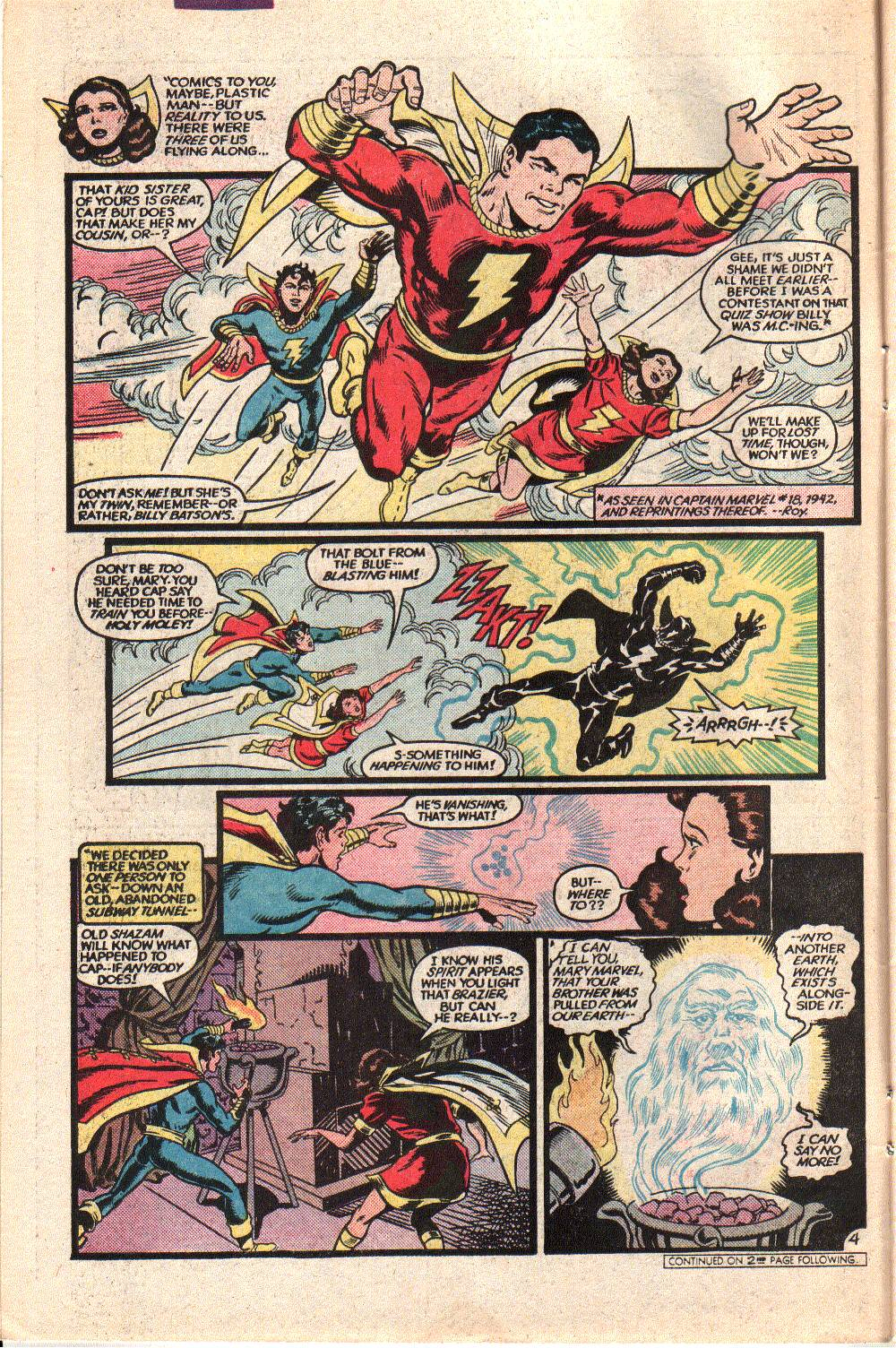 Read online All-Star Squadron comic -  Issue #37 - 6