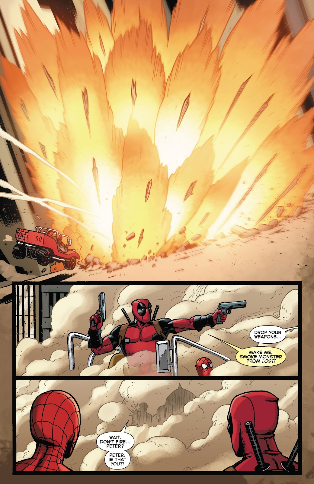 Read online Spider-Man/Deadpool comic -  Issue #46 - 11